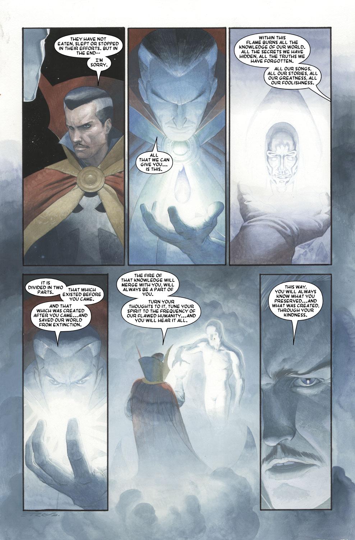 Read online Silver Surfer: Requiem comic -  Issue #3 - 6