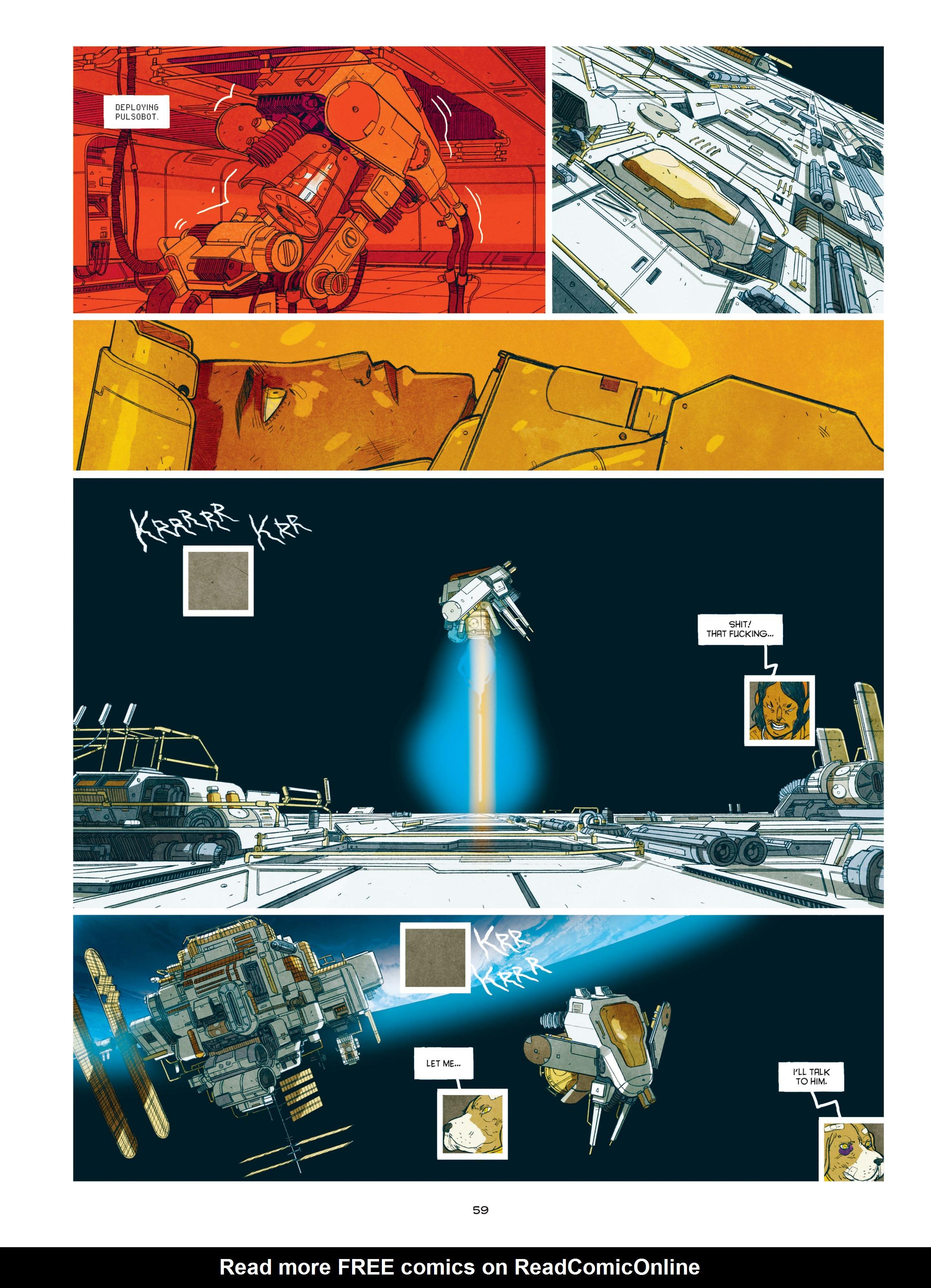 Read online Shangri-La comic -  Issue # Full - 60