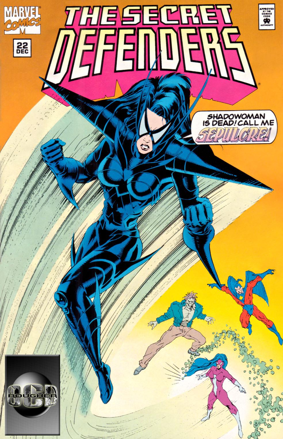 Read online Secret Defenders comic -  Issue #22 - 1