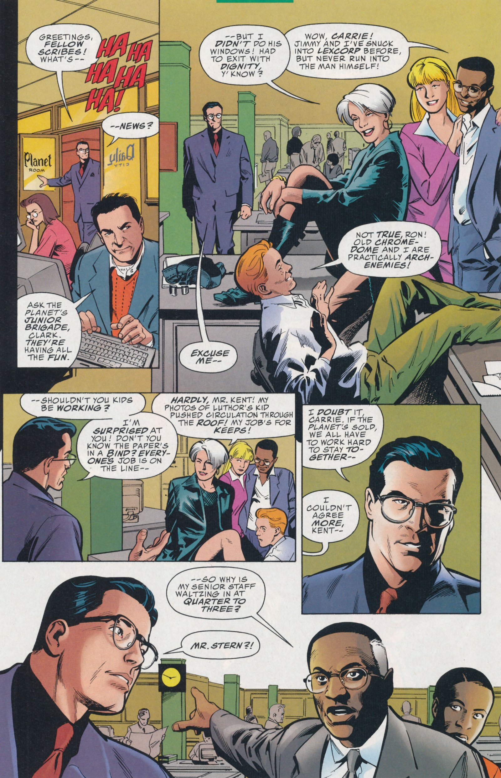 Action Comics (1938) 748 Page 12