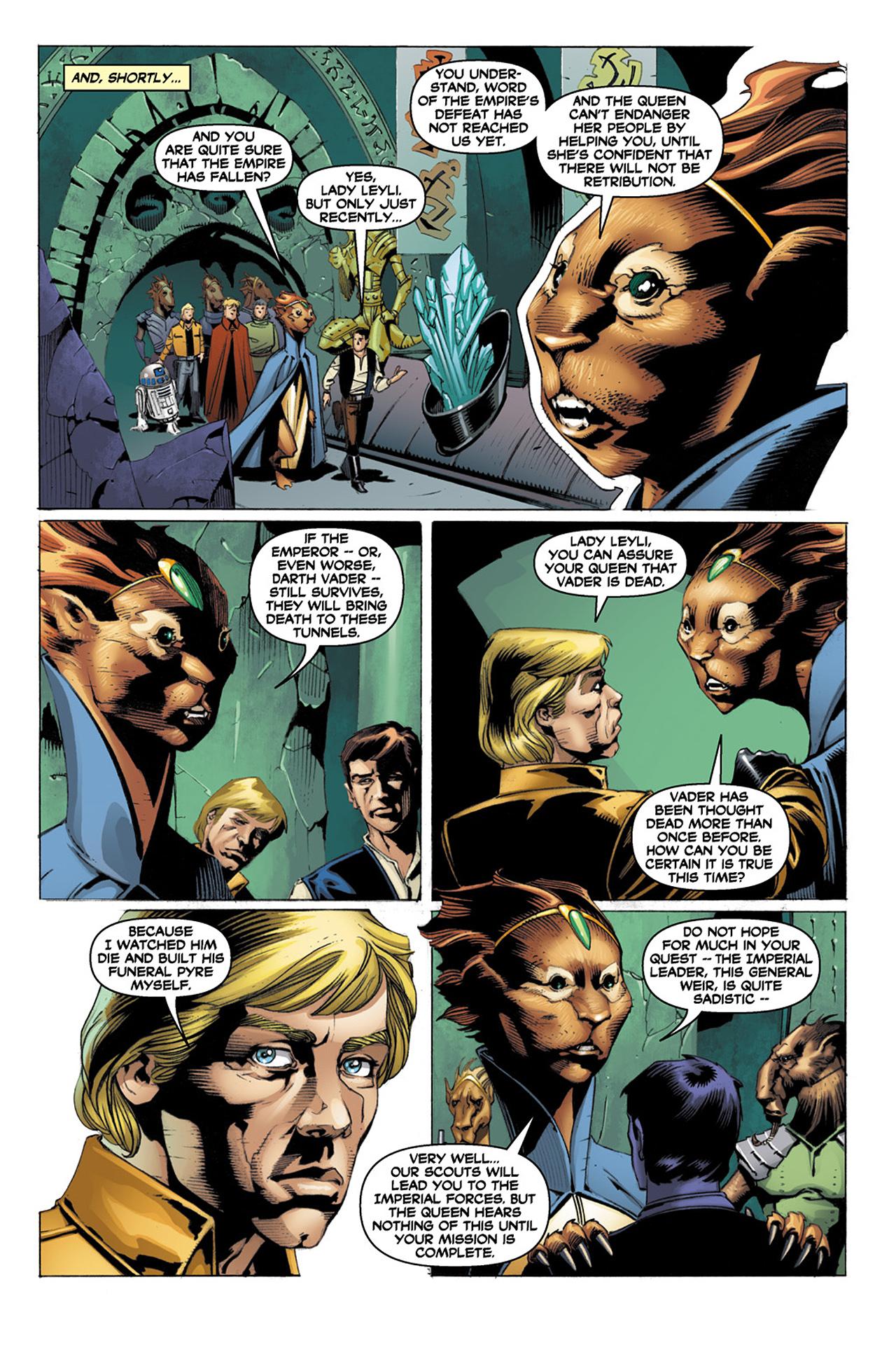 Read online Star Wars Omnibus comic -  Issue # Vol. 1 - 57