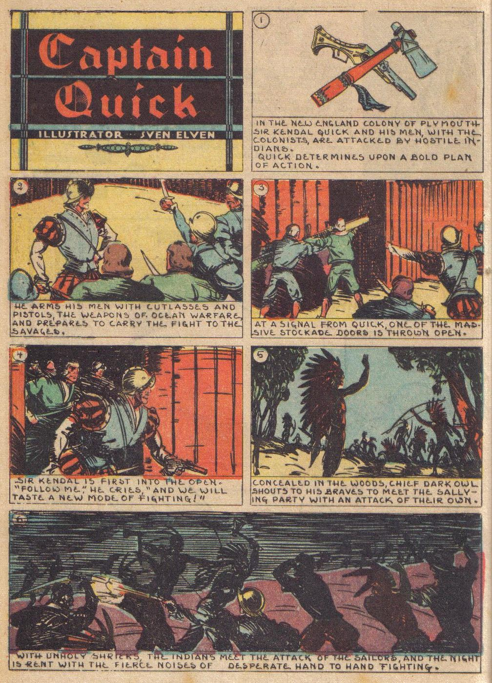 Read online Adventure Comics (1938) comic -  Issue #24 - 30