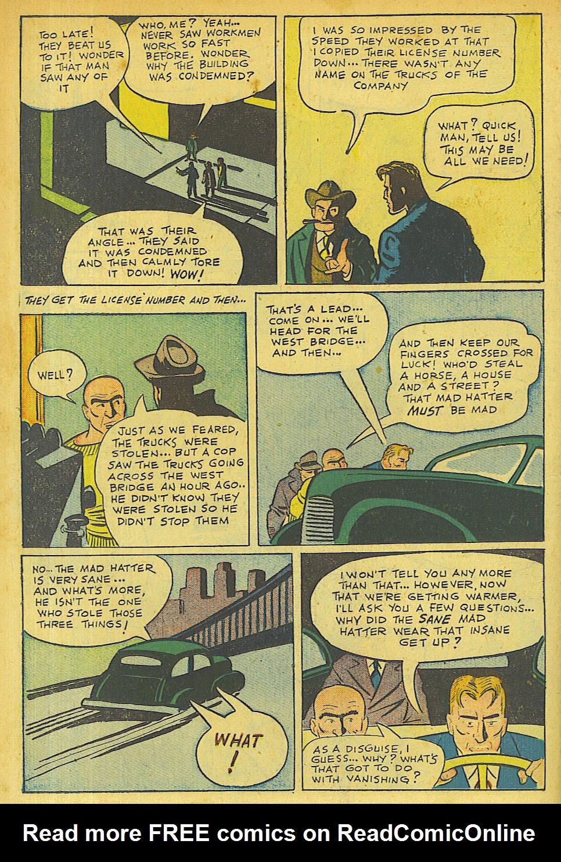 Read online Shadow Comics comic -  Issue #63 - 24