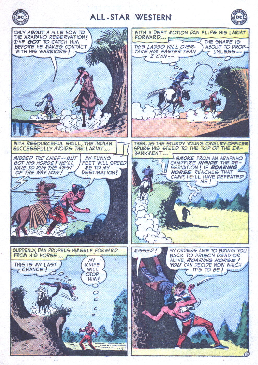 Read online All-Star Western (1951) comic -  Issue #77 - 23