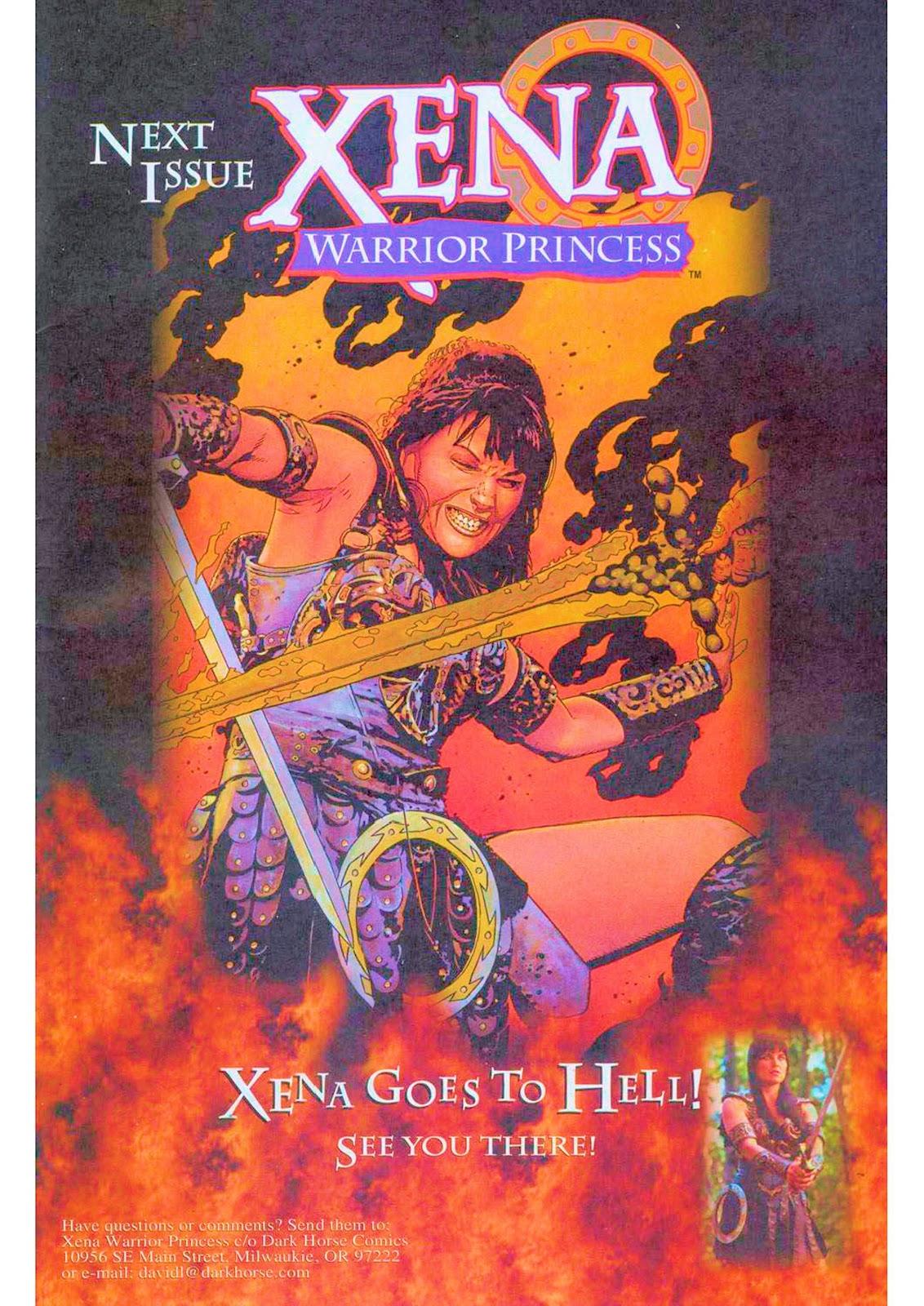Xena: Warrior Princess (1999) Issue #2 #2 - English 27