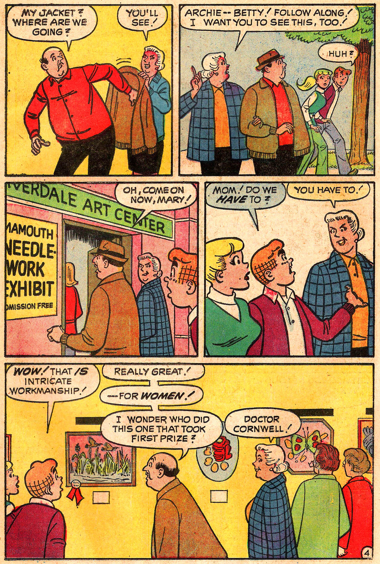 Read online Archie (1960) comic -  Issue #225 - 23