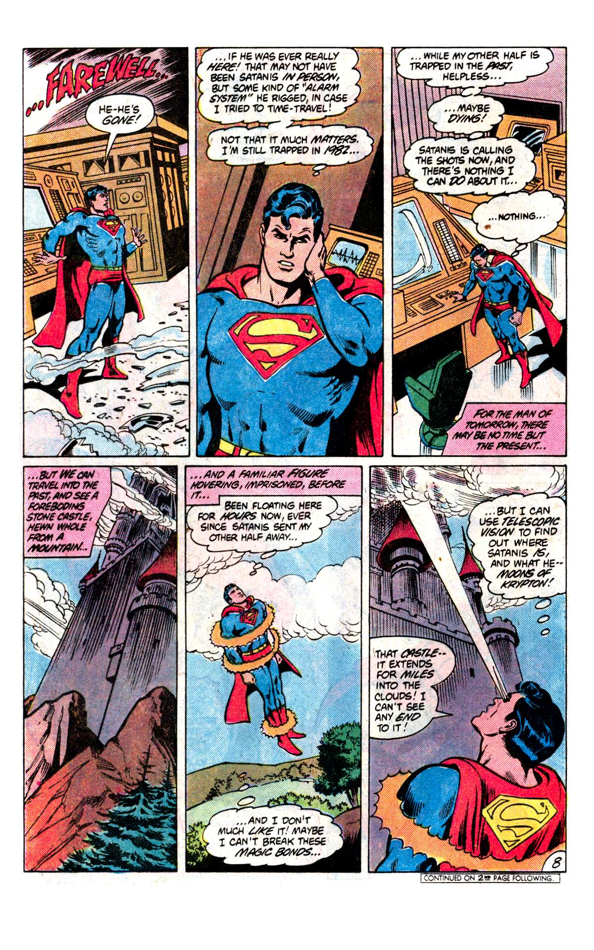 Read online Action Comics (1938) comic -  Issue #537 - 9