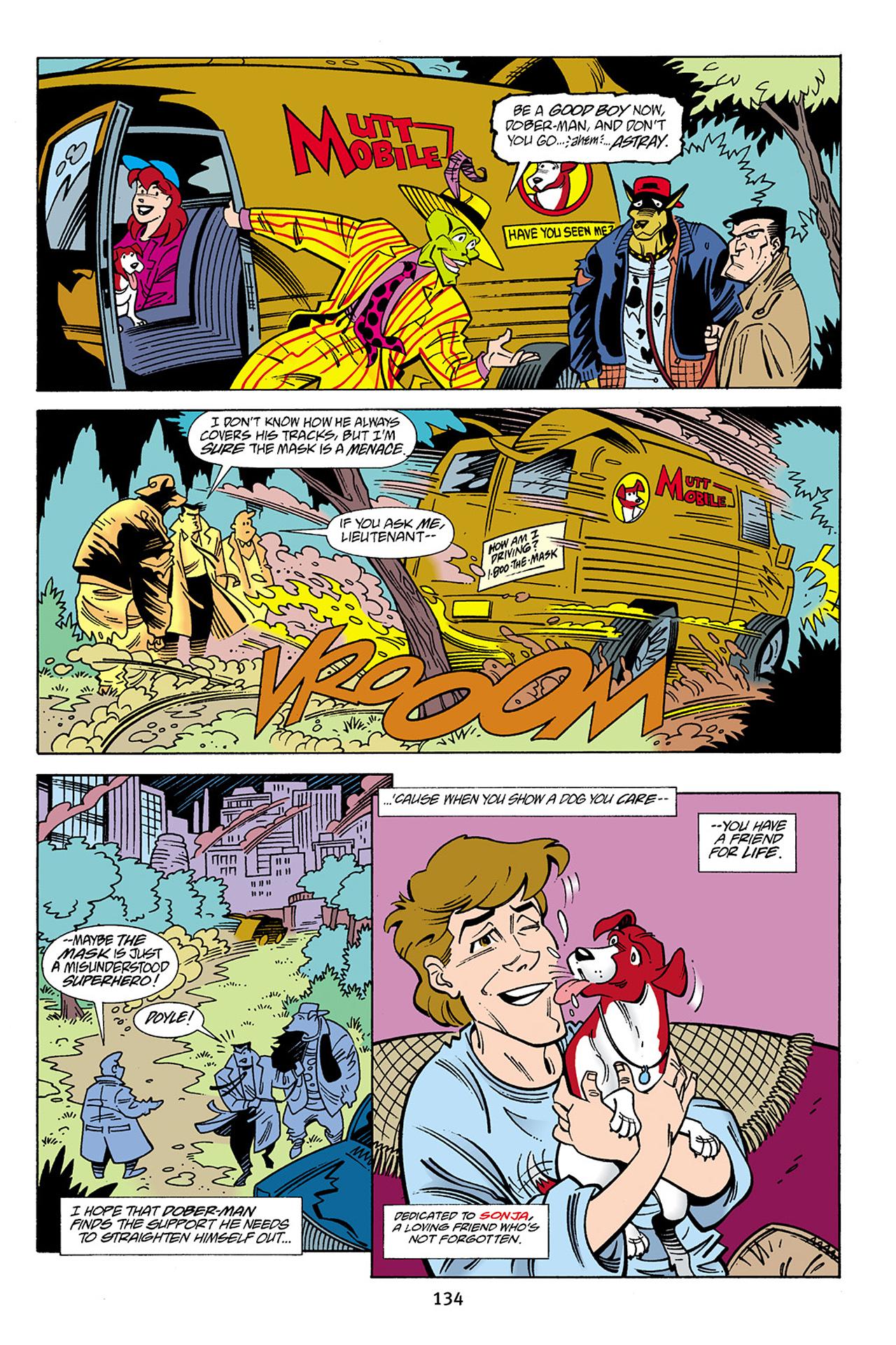 Read online Adventures Of The Mask Omnibus comic -  Issue #Adventures Of The Mask Omnibus Full - 134