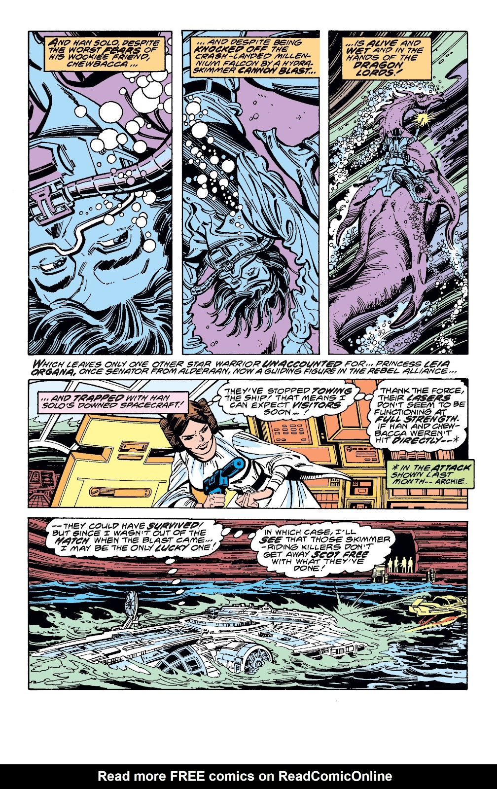 Read online Star Wars Legends: The Original Marvel Years - Epic Collection comic -  Issue # TPB 1 (Part 3) - 48