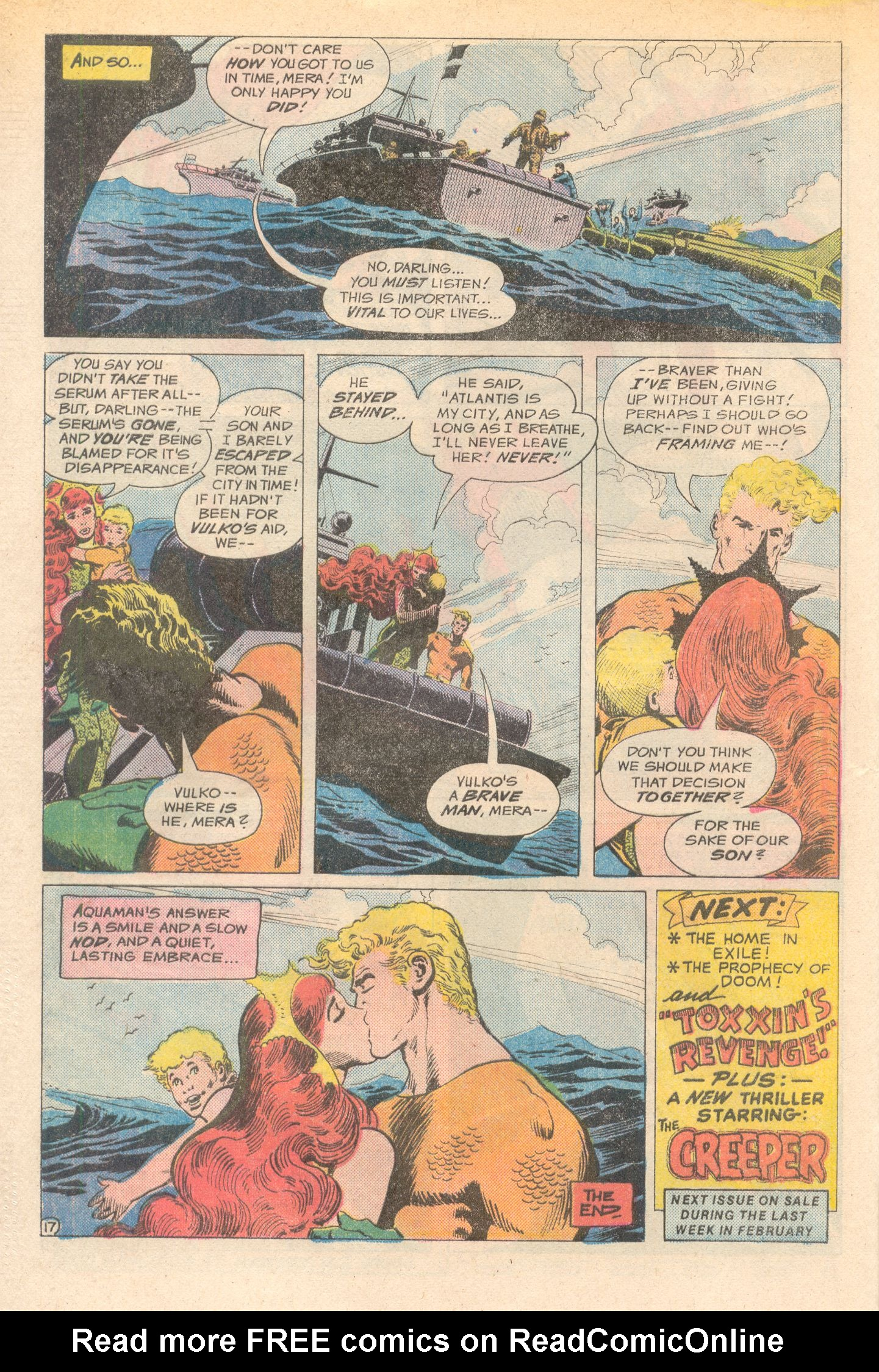 Read online Adventure Comics (1938) comic -  Issue #444 - 32