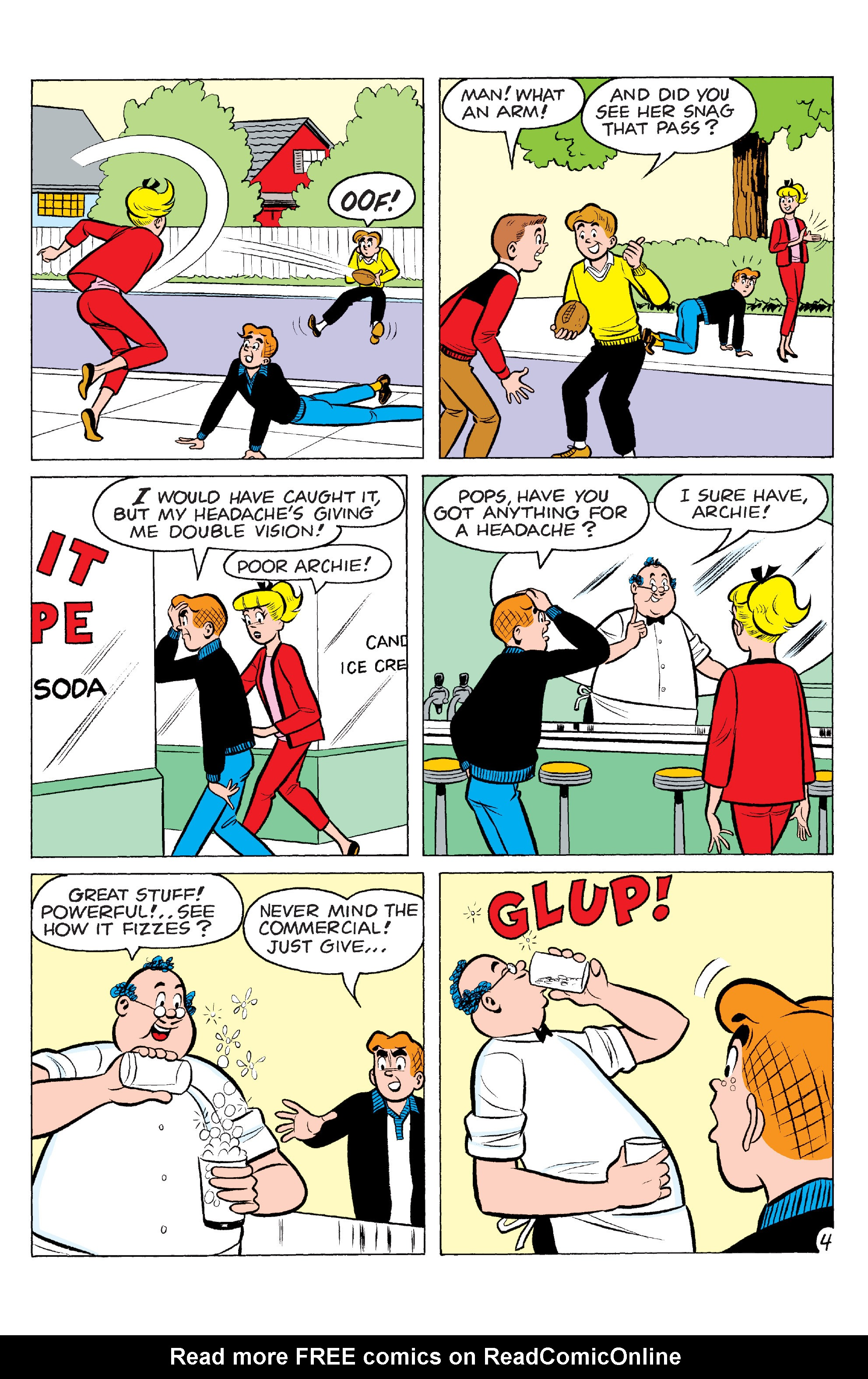 Read online Archie (2015) comic -  Issue #10 - 29