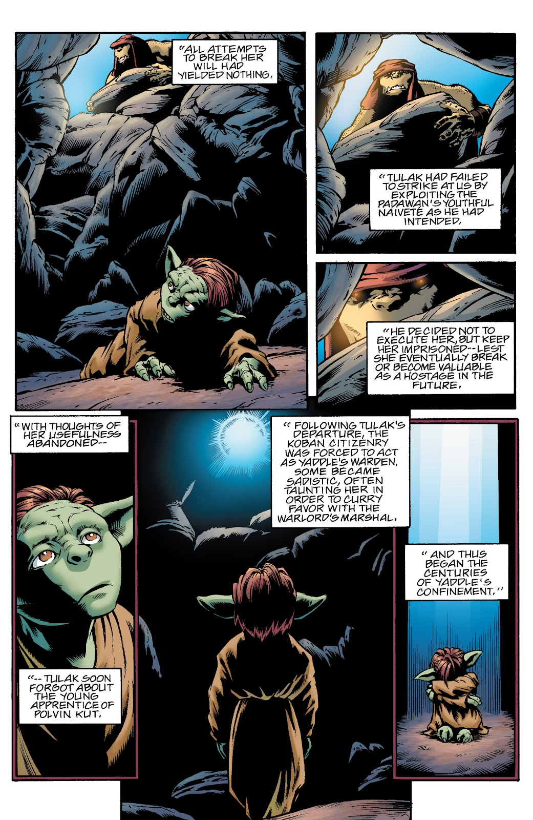 Read online Star Wars Legends: Rise of the Sith - Epic Collection comic -  Issue # TPB 1 (Part 1) - 52