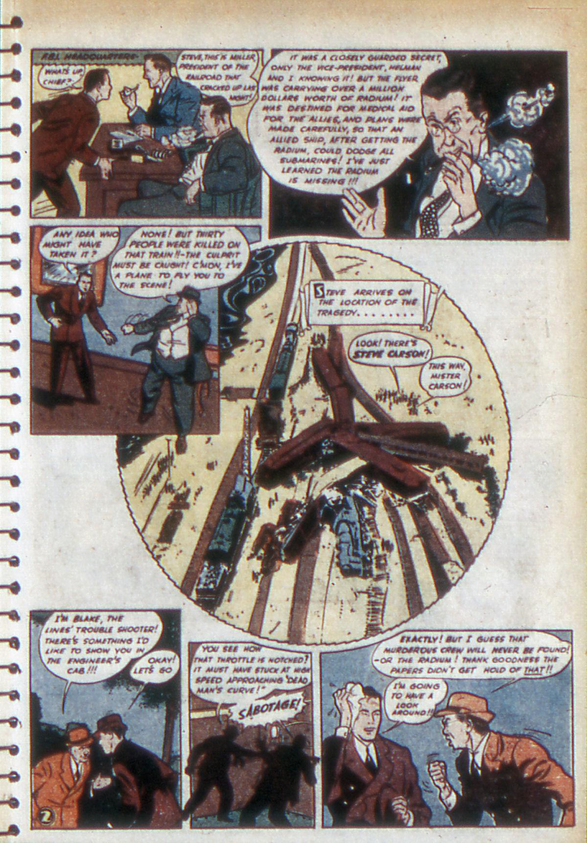 Read online Adventure Comics (1938) comic -  Issue #53 - 30