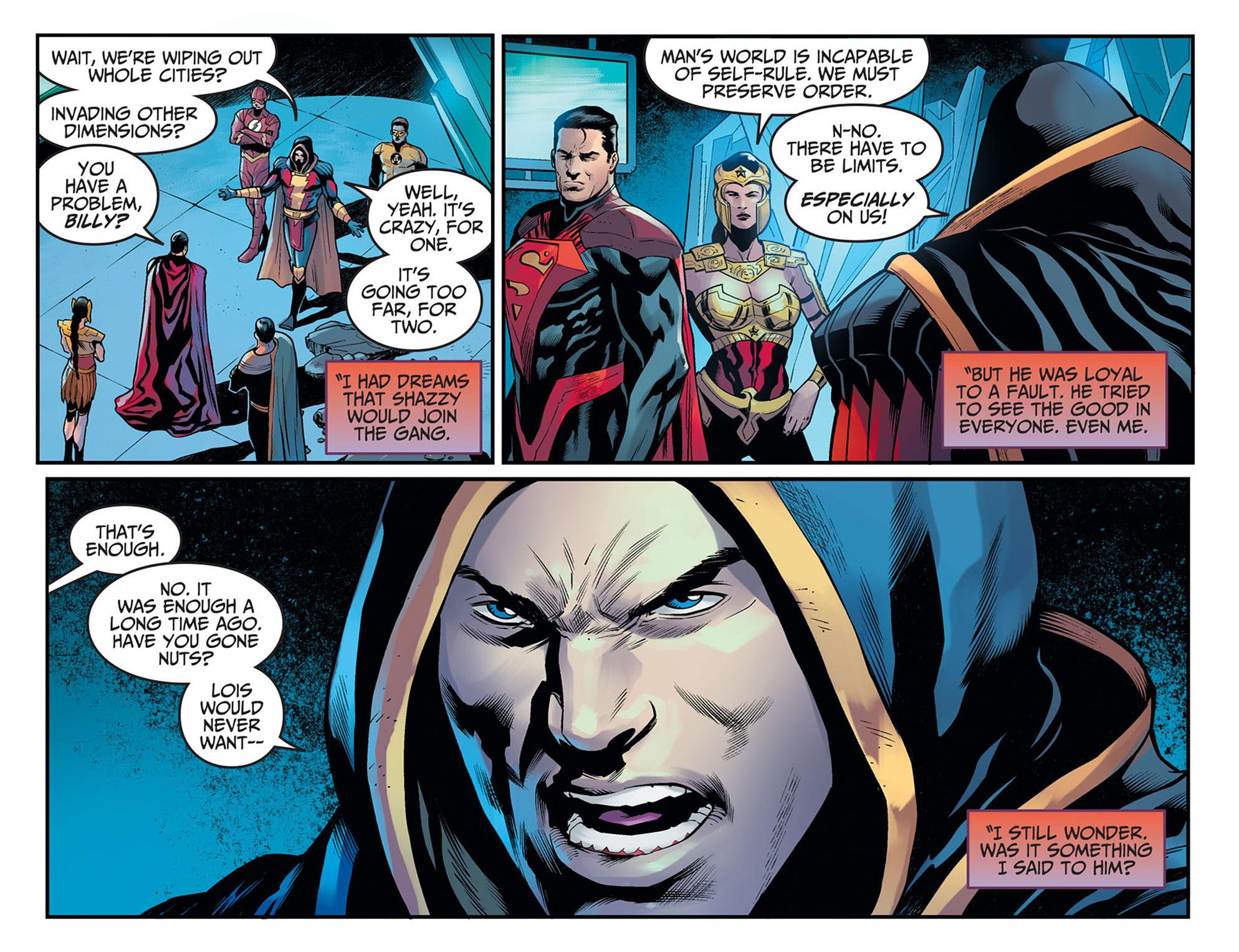 Read online Injustice: Ground Zero comic -  Issue #20 - 18