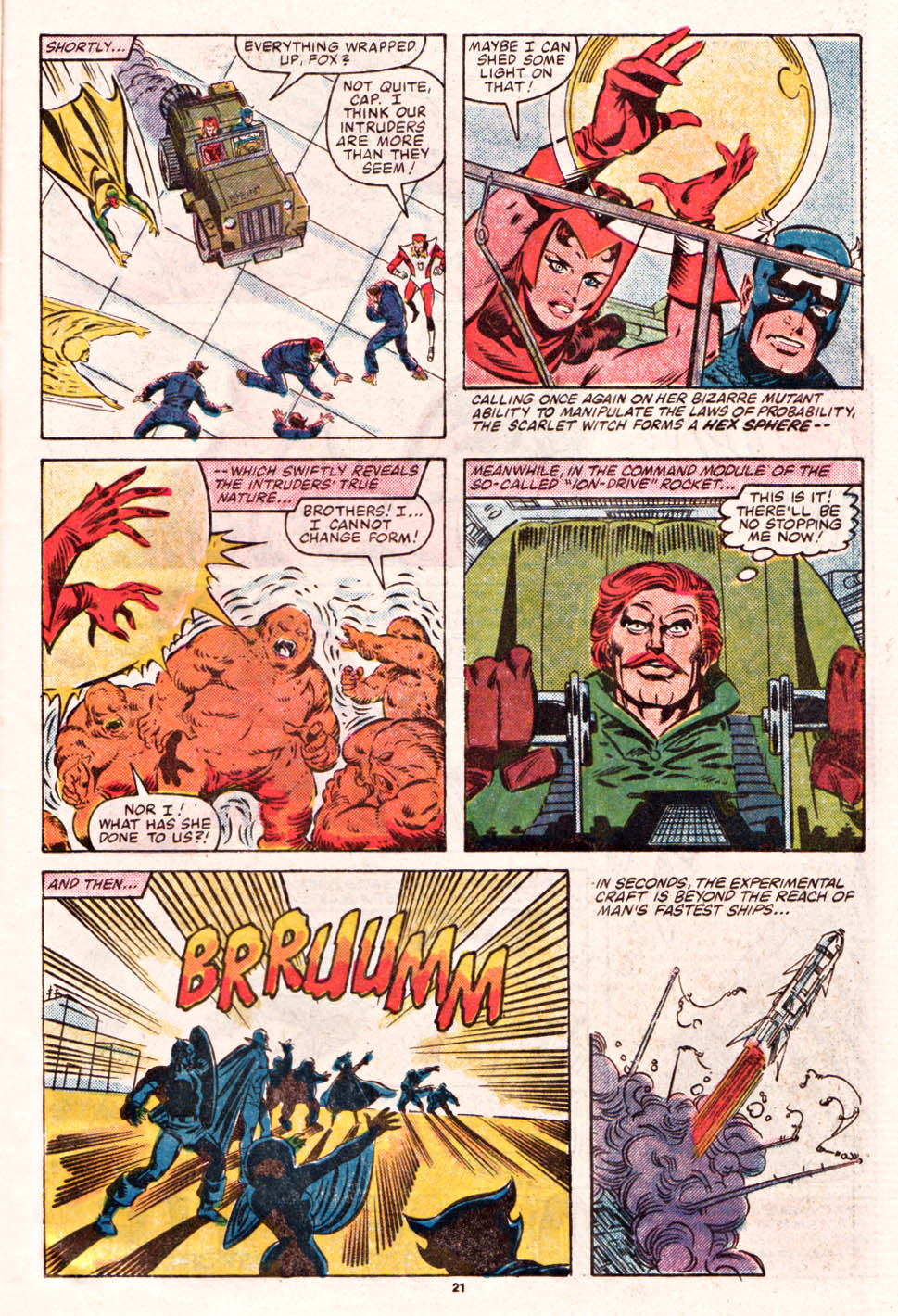 The Avengers (1963) 244 Page 21