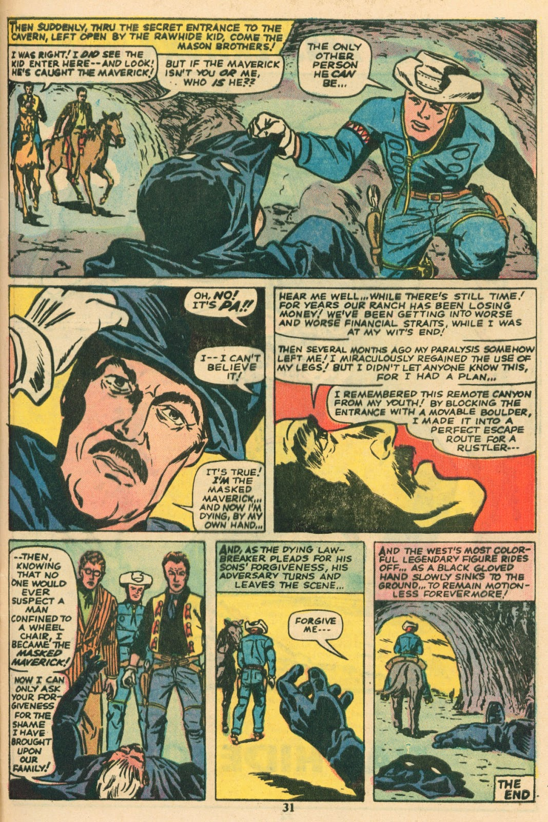 The Rawhide Kid (1955) issue 117 - Page 19