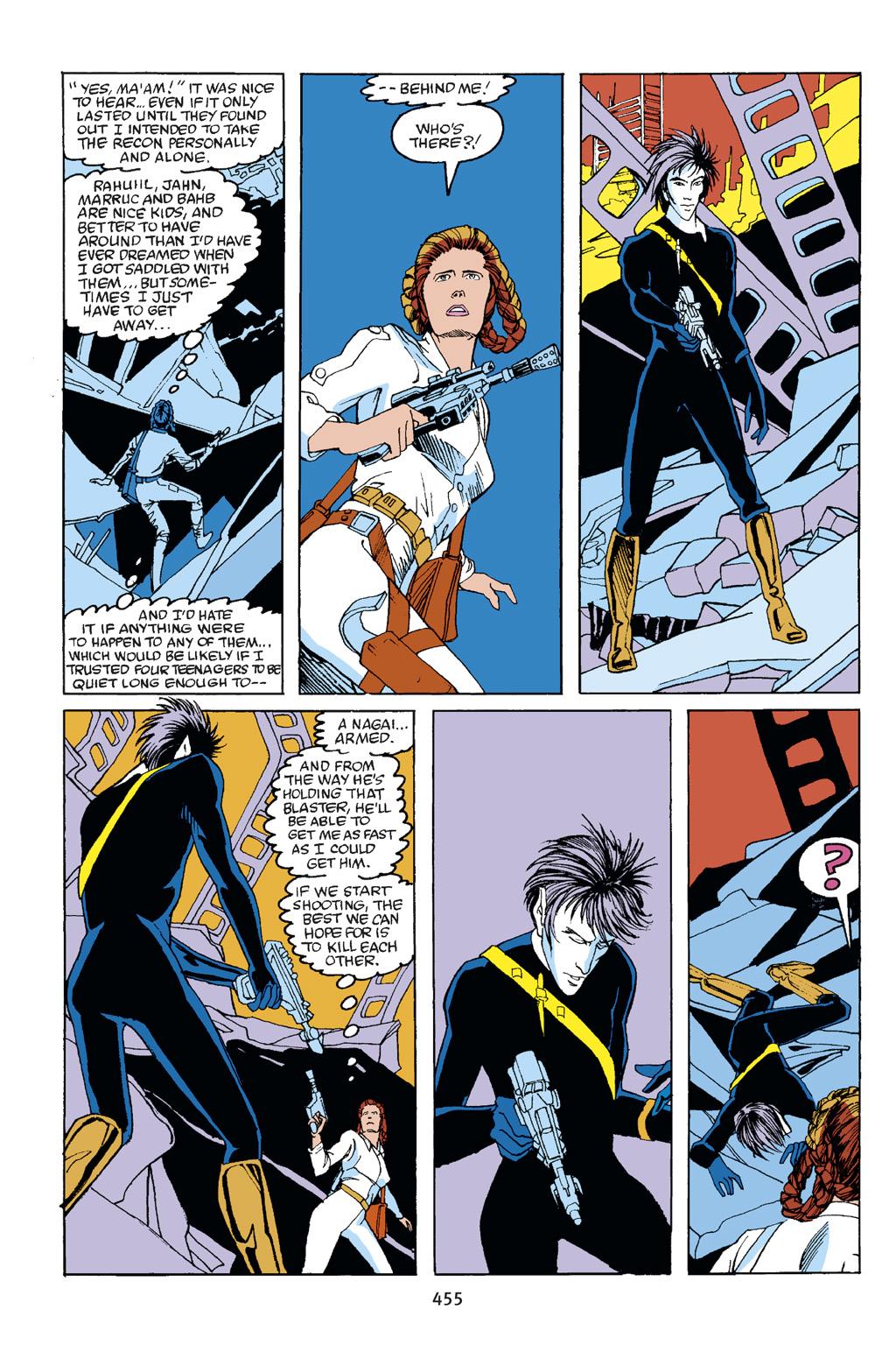 Read online Star Wars Omnibus comic -  Issue # Vol. 21.5 - 181
