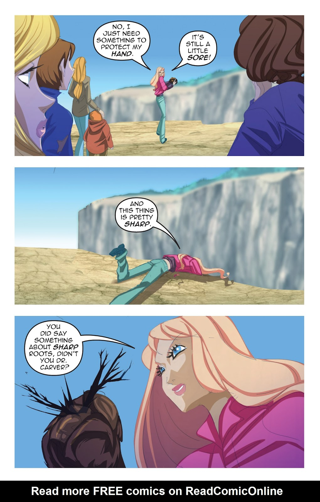 Read online Nancy Drew comic -  Issue #19 - 77