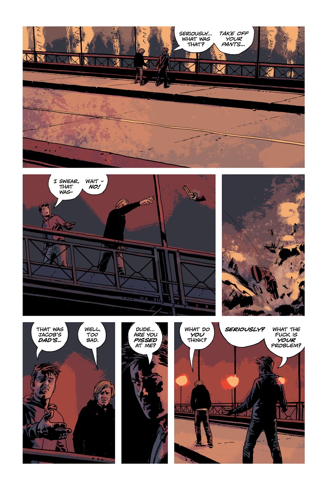 Read online Criminal (2019) comic -  Issue #9 - 27