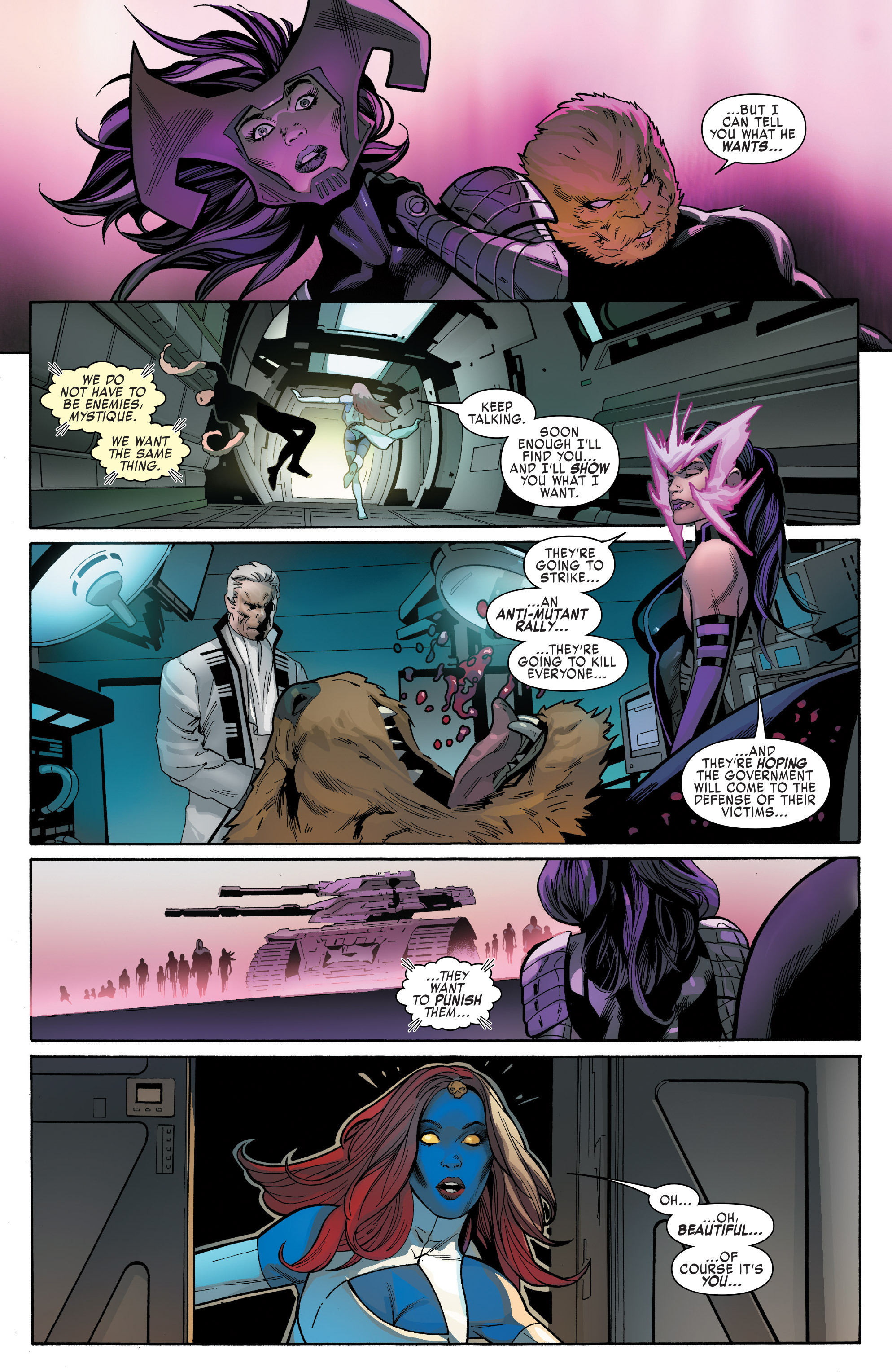 Read online Uncanny X-Men (2016) comic -  Issue #13 - 21