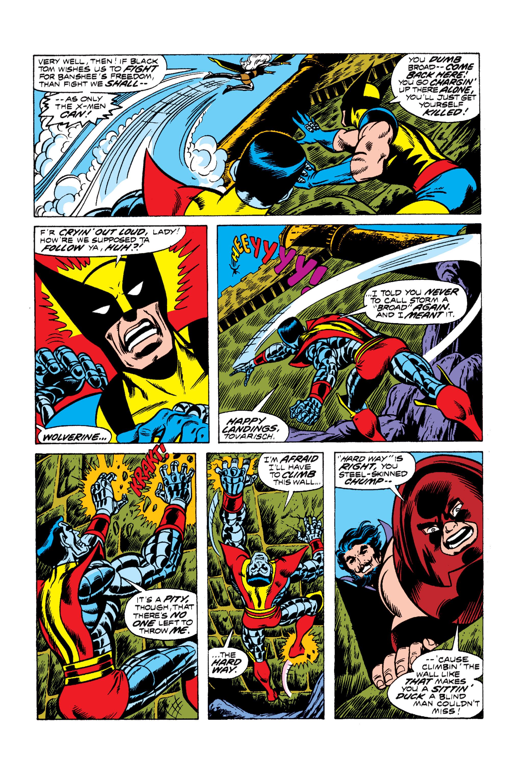 Uncanny X-Men (1963) 103 Page 12