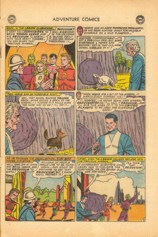 Read online Adventure Comics (1938) comic -  Issue #335 - 5