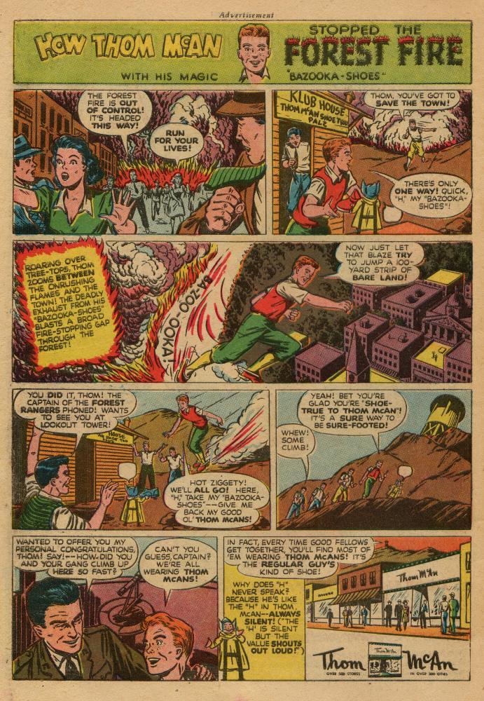 Read online Sensation (Mystery) Comics comic -  Issue #61 - 50