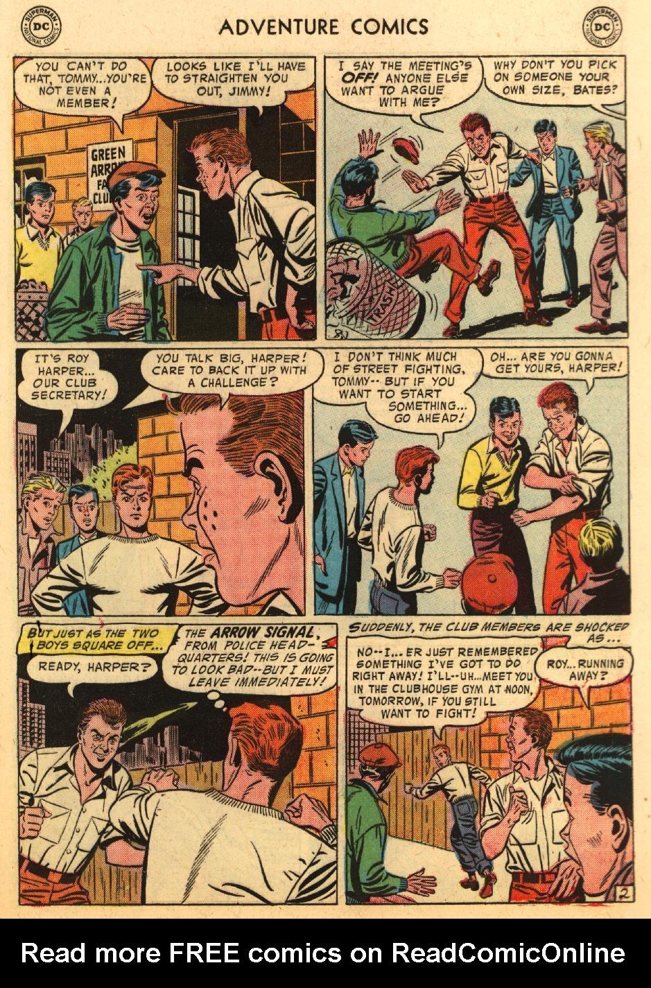 Read online Adventure Comics (1938) comic -  Issue #233 - 29