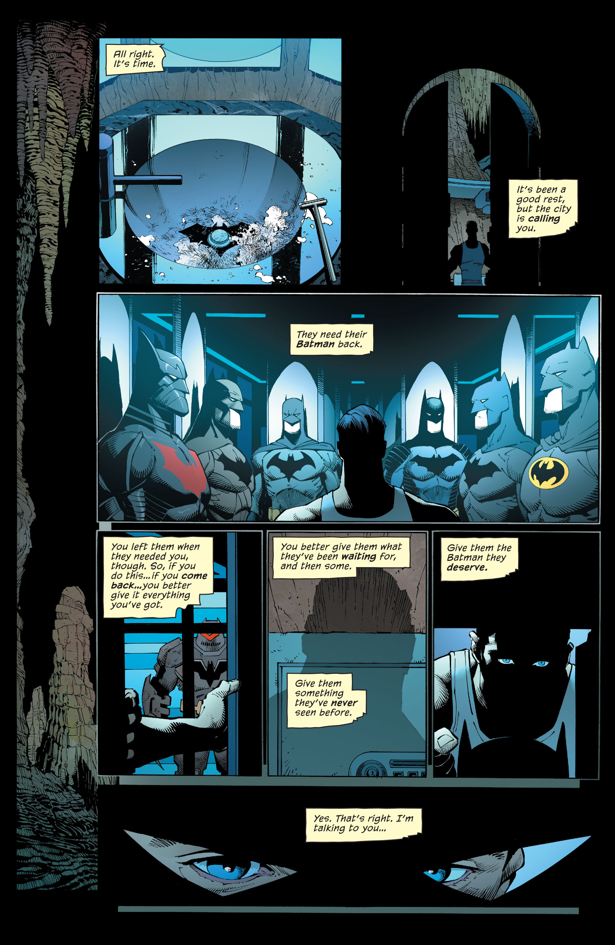 Read online Batman (2011) comic -  Issue # _TPB 9 - 94