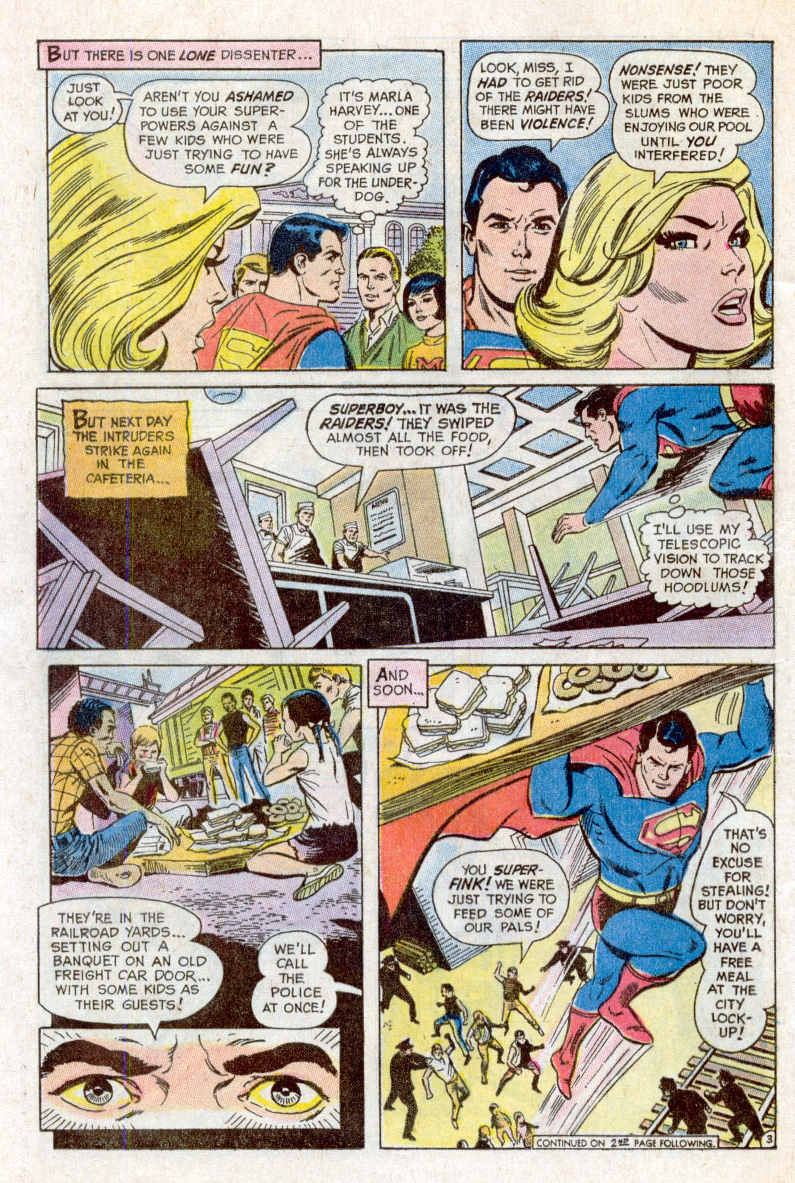 Read online Action Comics (1938) comic -  Issue #393 - 25