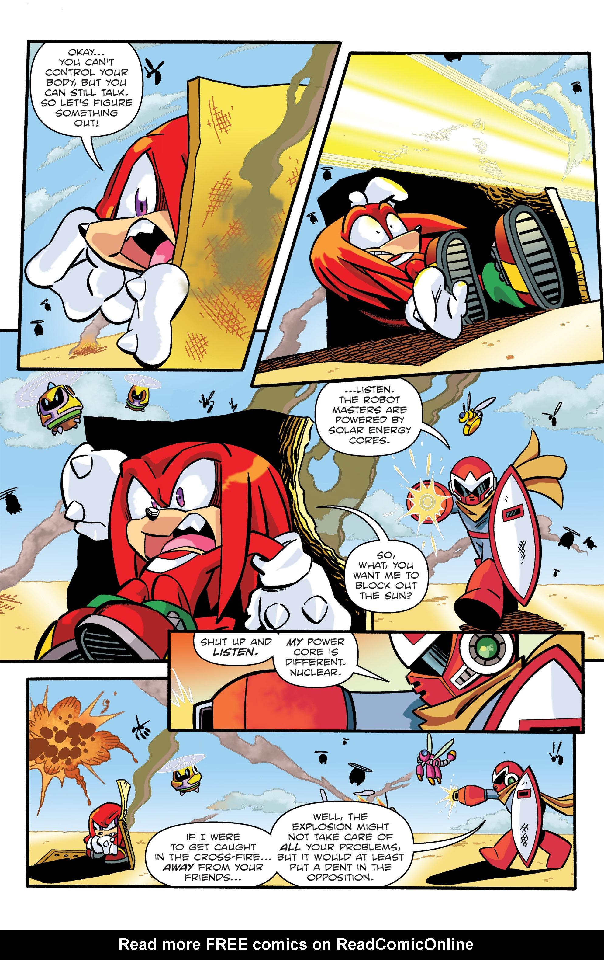 Read online Sonic: Worlds Unite Battles comic -  Issue # Full - 21