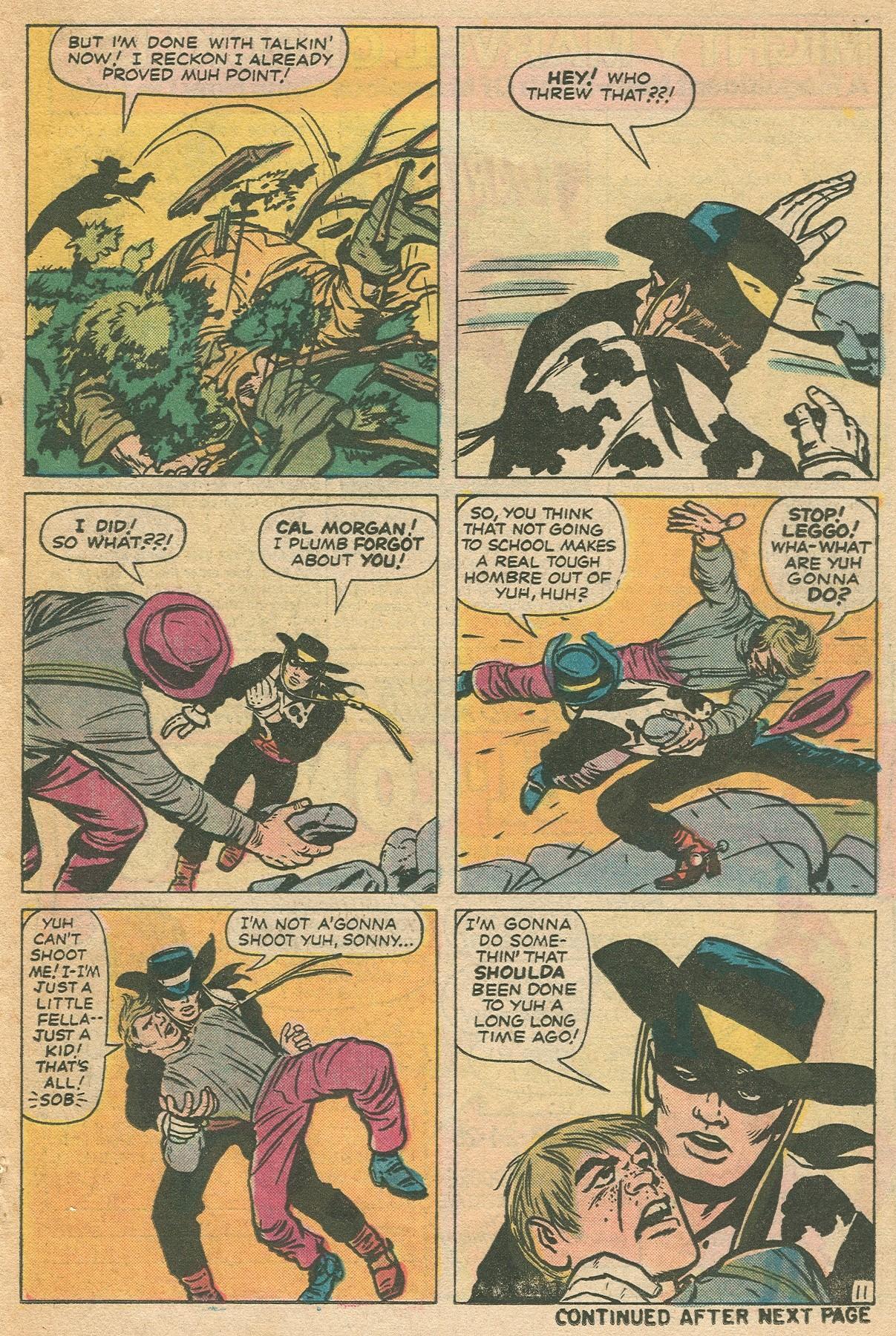 Read online Two-Gun Kid comic -  Issue #130 - 19