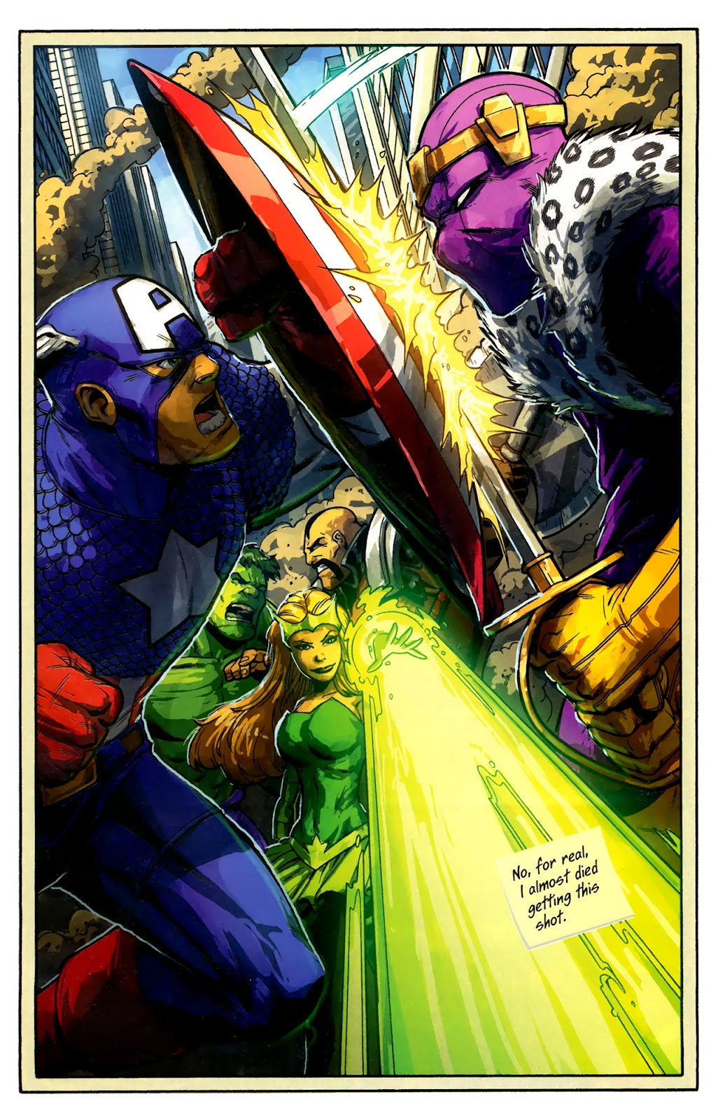 Avengers: Earth's Mightiest Heroes (2011) Issue #4 #4 - English 12