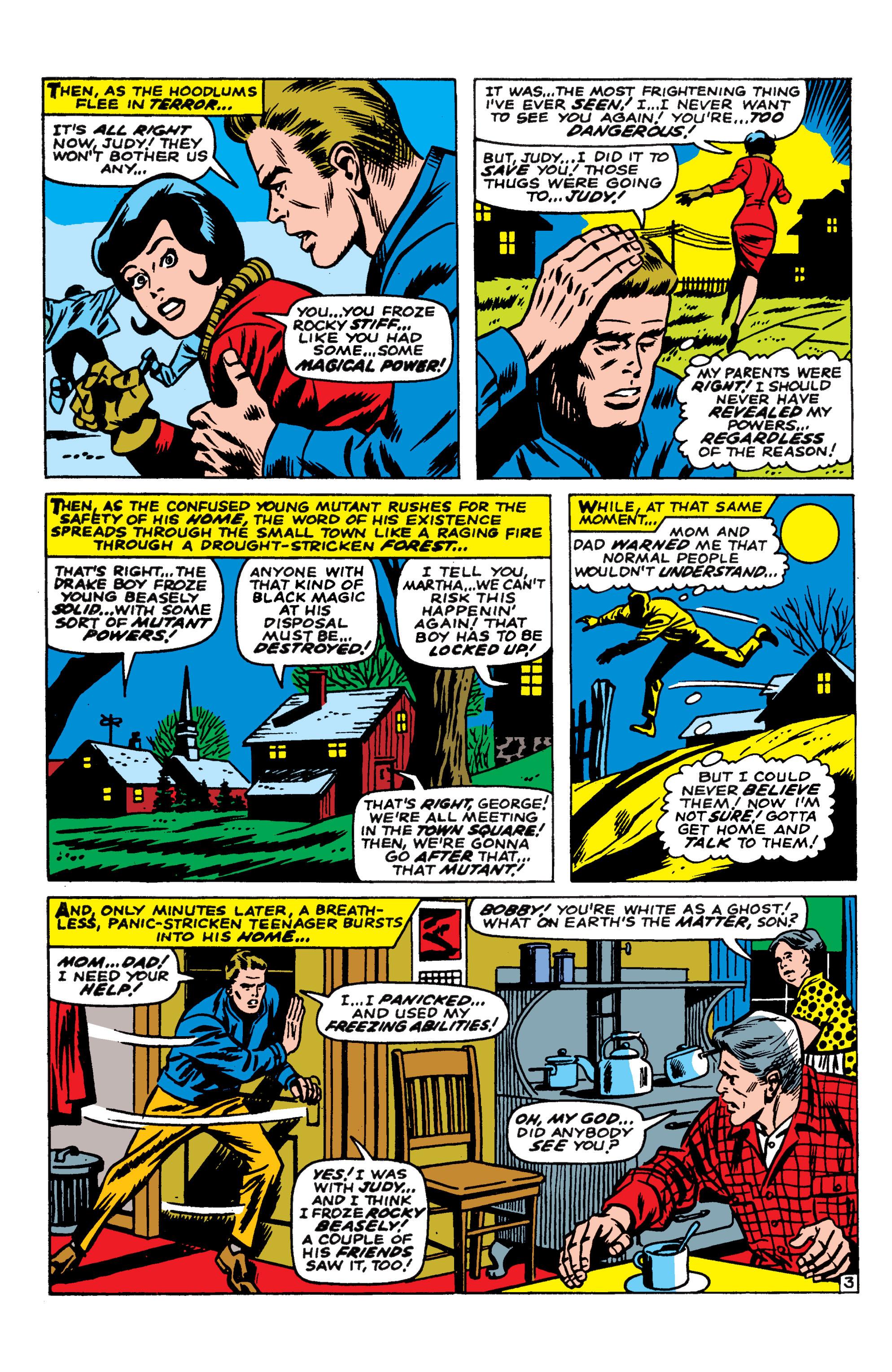 Read online Uncanny X-Men (1963) comic -  Issue #44 - 19