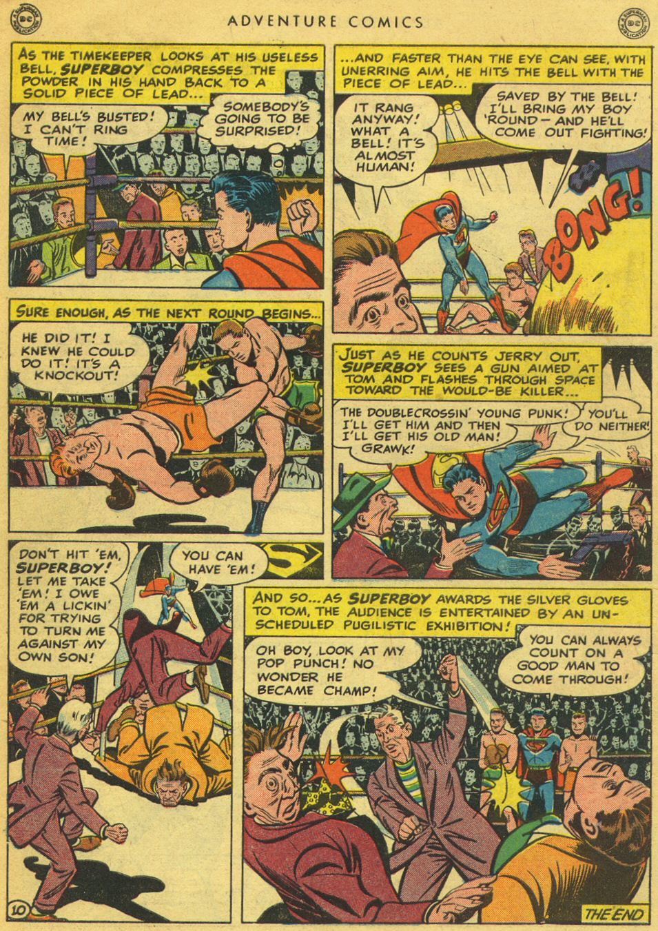 Read online Adventure Comics (1938) comic -  Issue #134 - 14