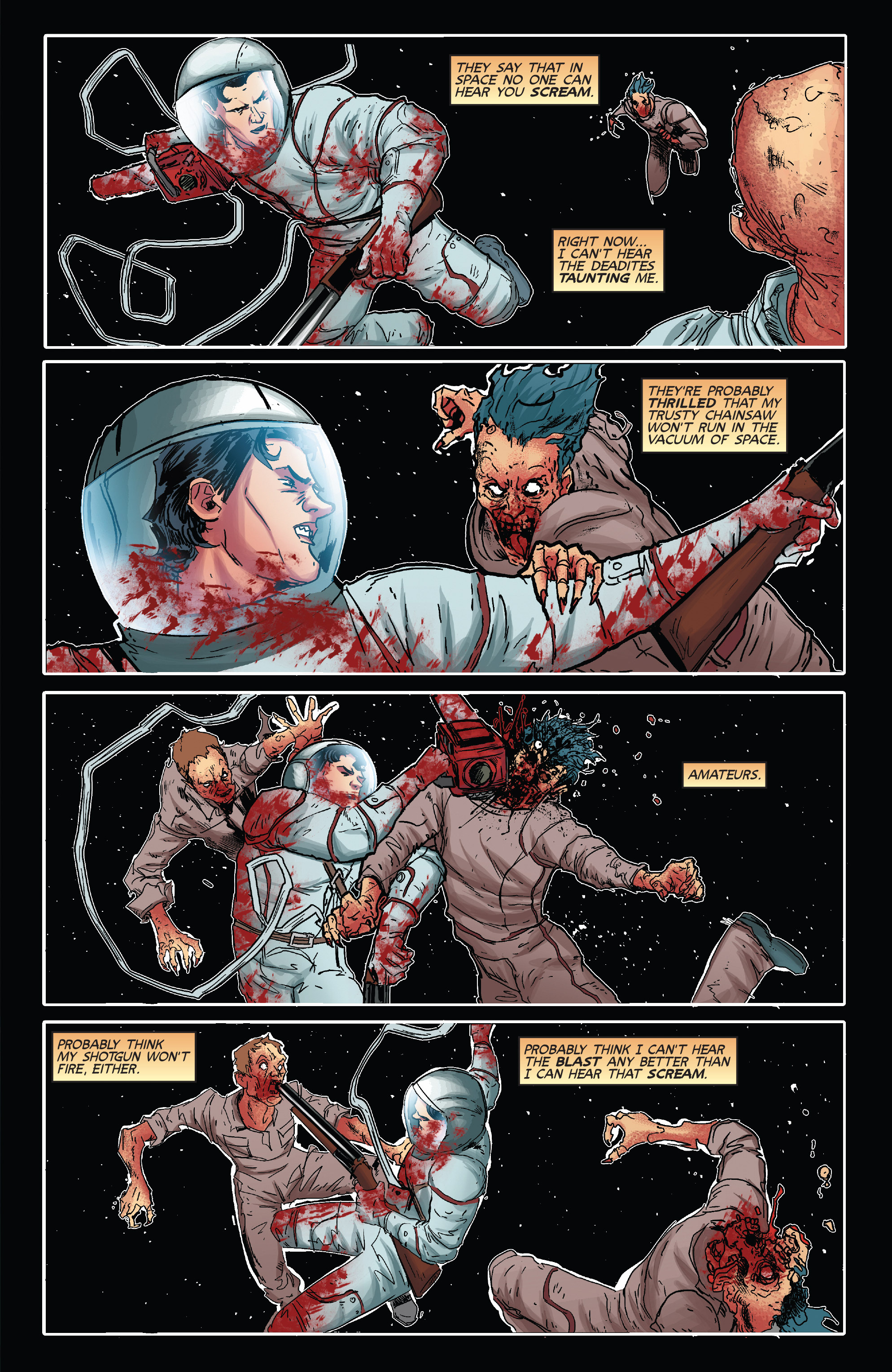 Read online Army of Darkness (2014) comic -  Issue #1 - 16
