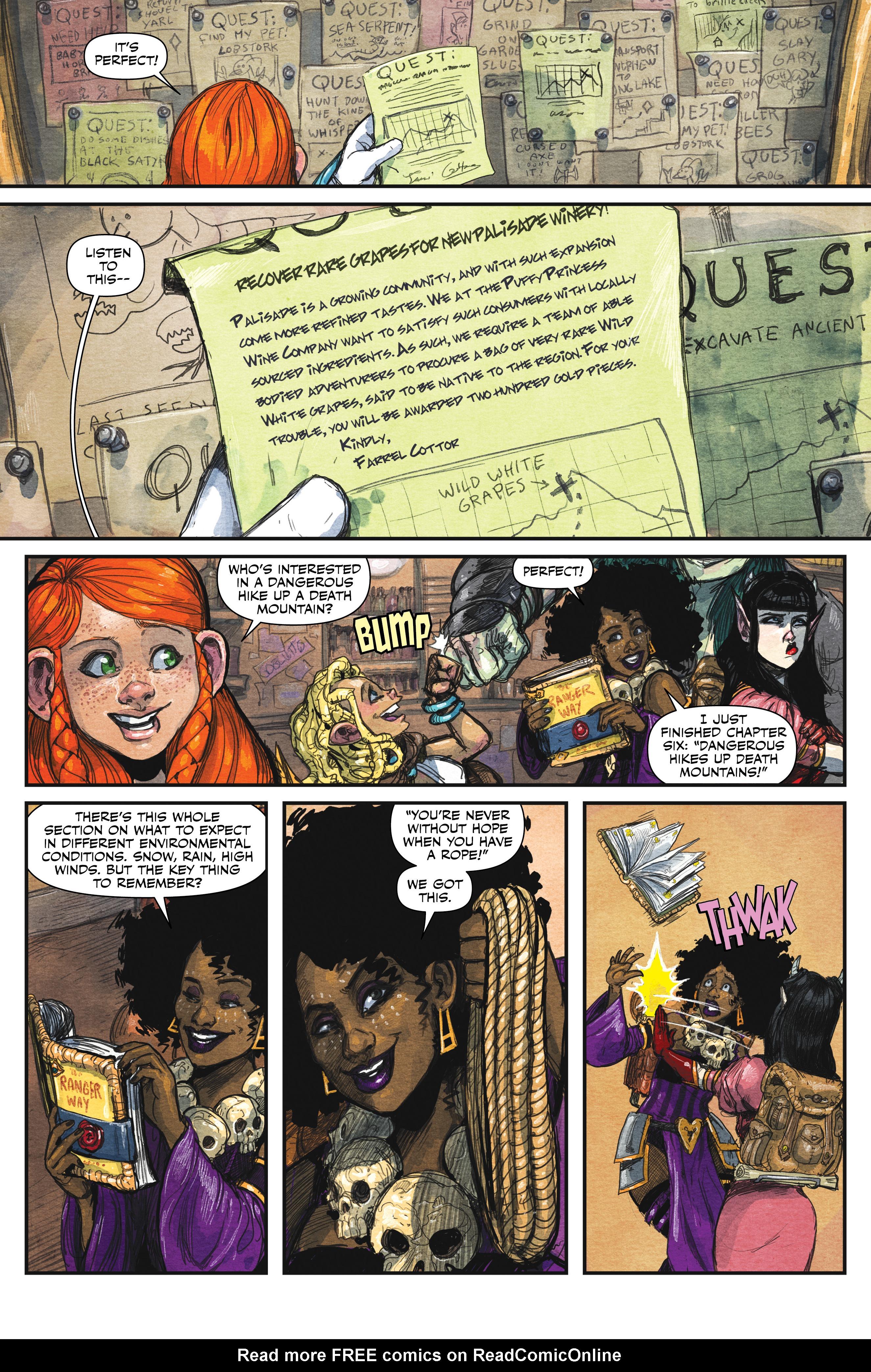 Read online Rat Queens (2017) comic -  Issue #3 - 15