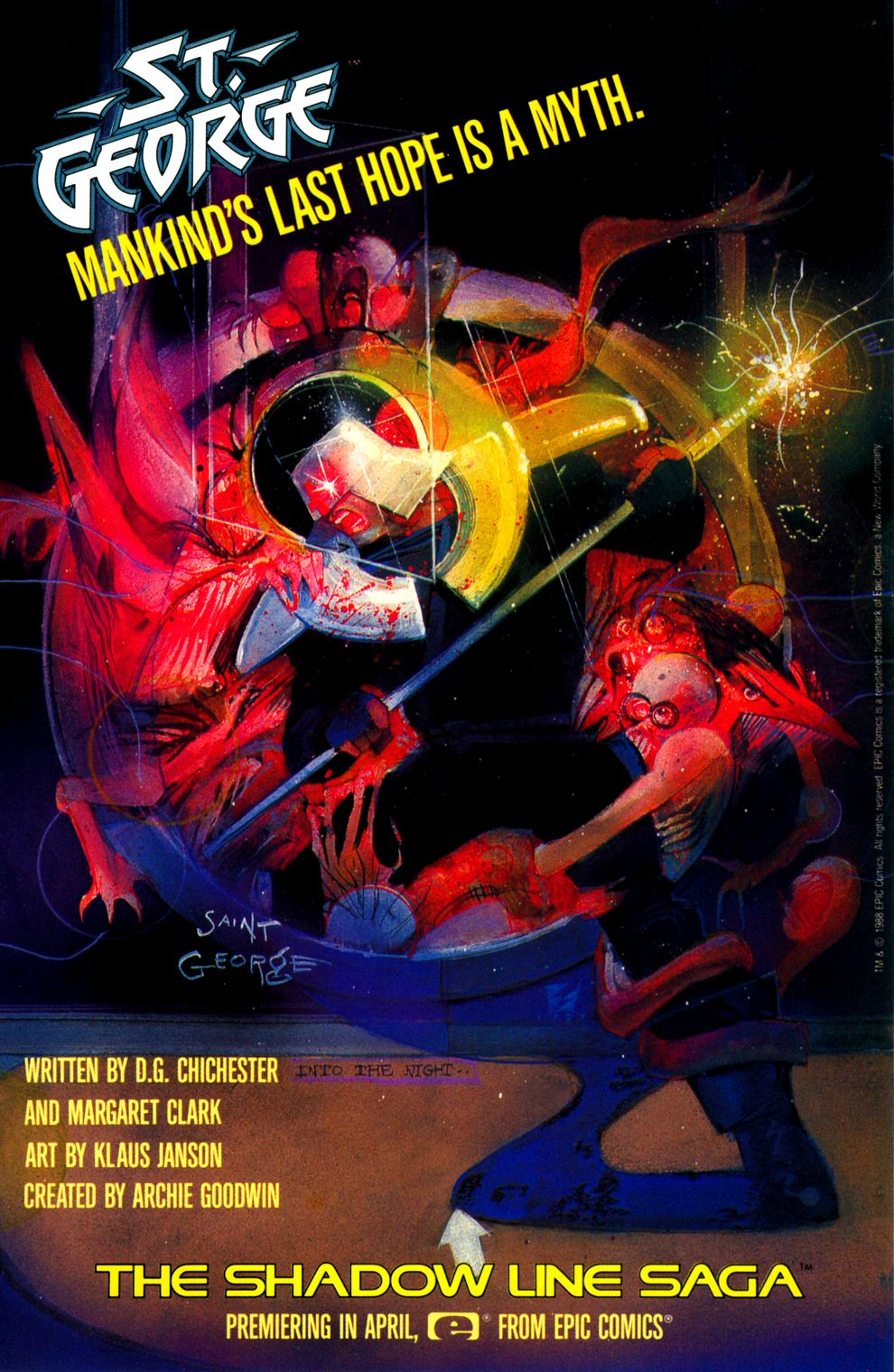 Read online Powerline comic -  Issue #2 - 33