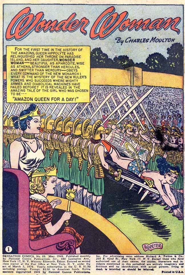 Read online Sensation (Mystery) Comics comic -  Issue #89 - 3