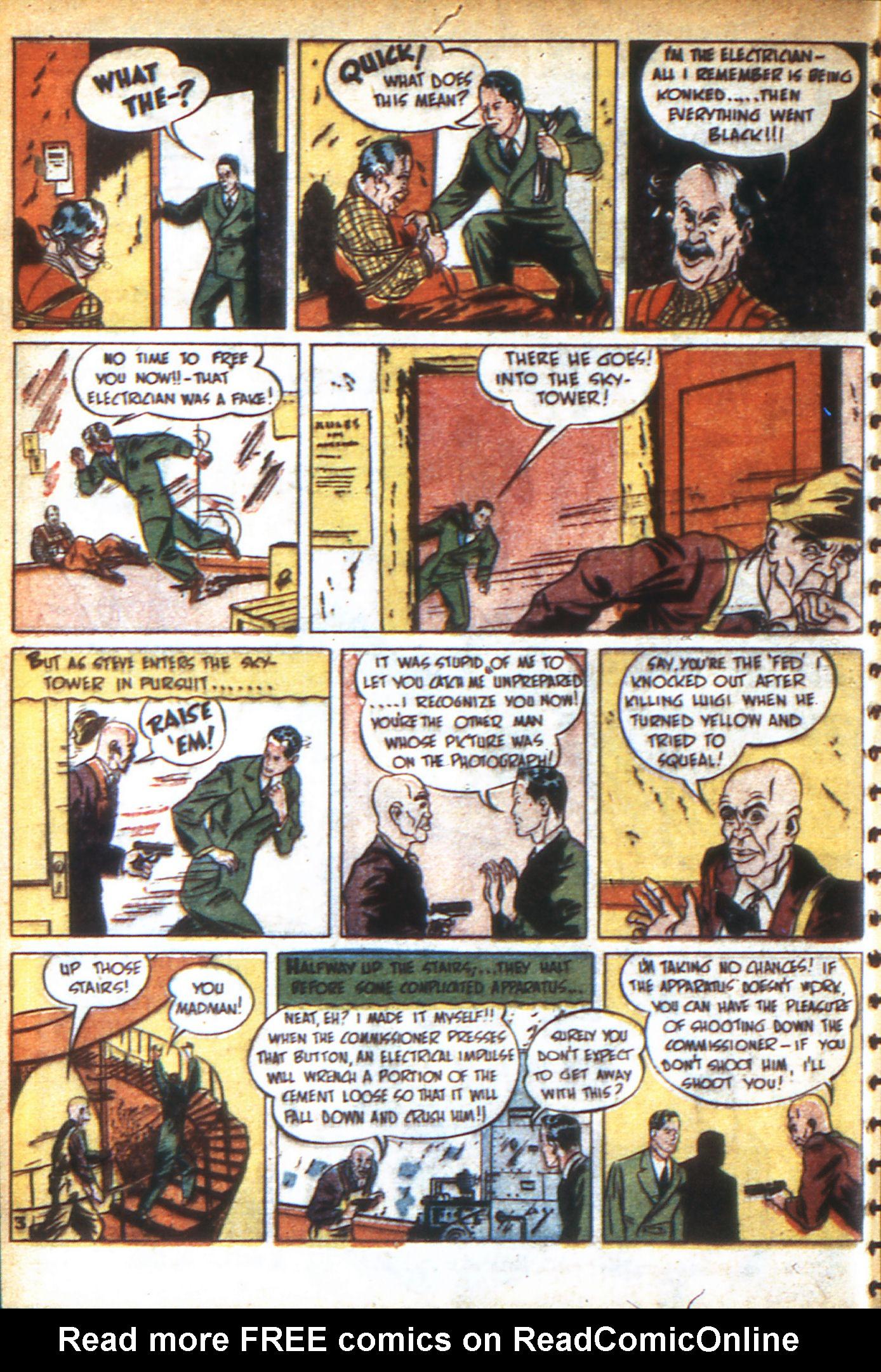 Read online Adventure Comics (1938) comic -  Issue #47 - 25