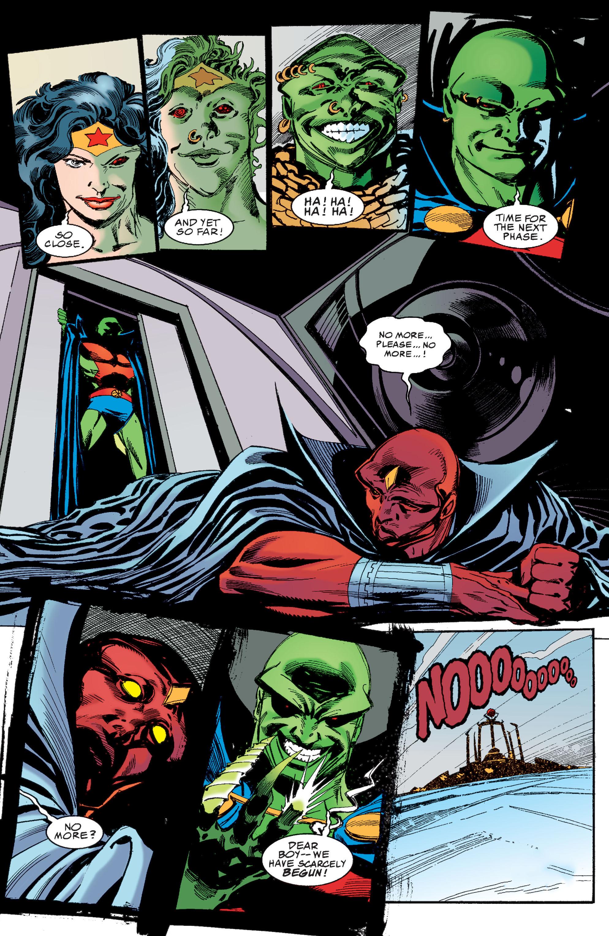 Read online Martian Manhunter: Son of Mars comic -  Issue # TPB - 120