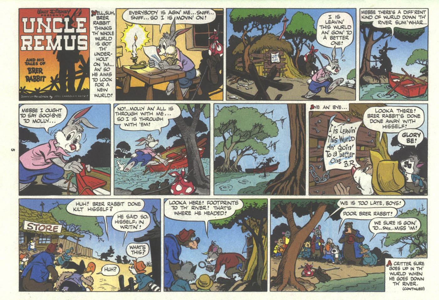 Walt Disney's Comics and Stories issue 576 - Page 37