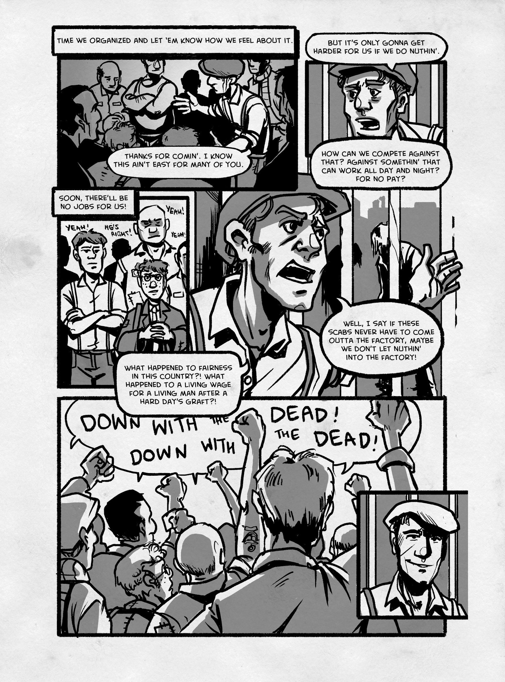 Read online FUBAR comic -  Issue #3 - 236