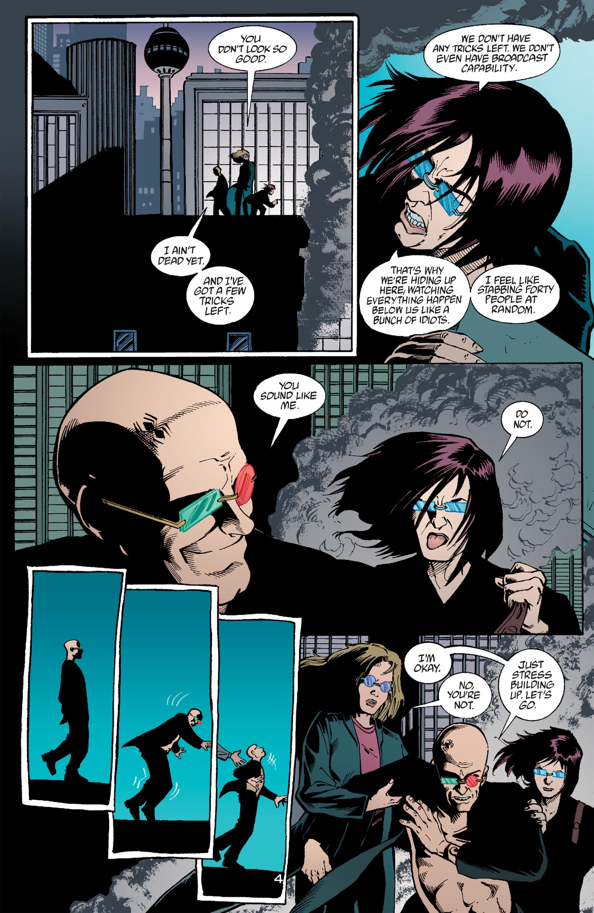 Read online Transmetropolitan comic -  Issue #59 - 5