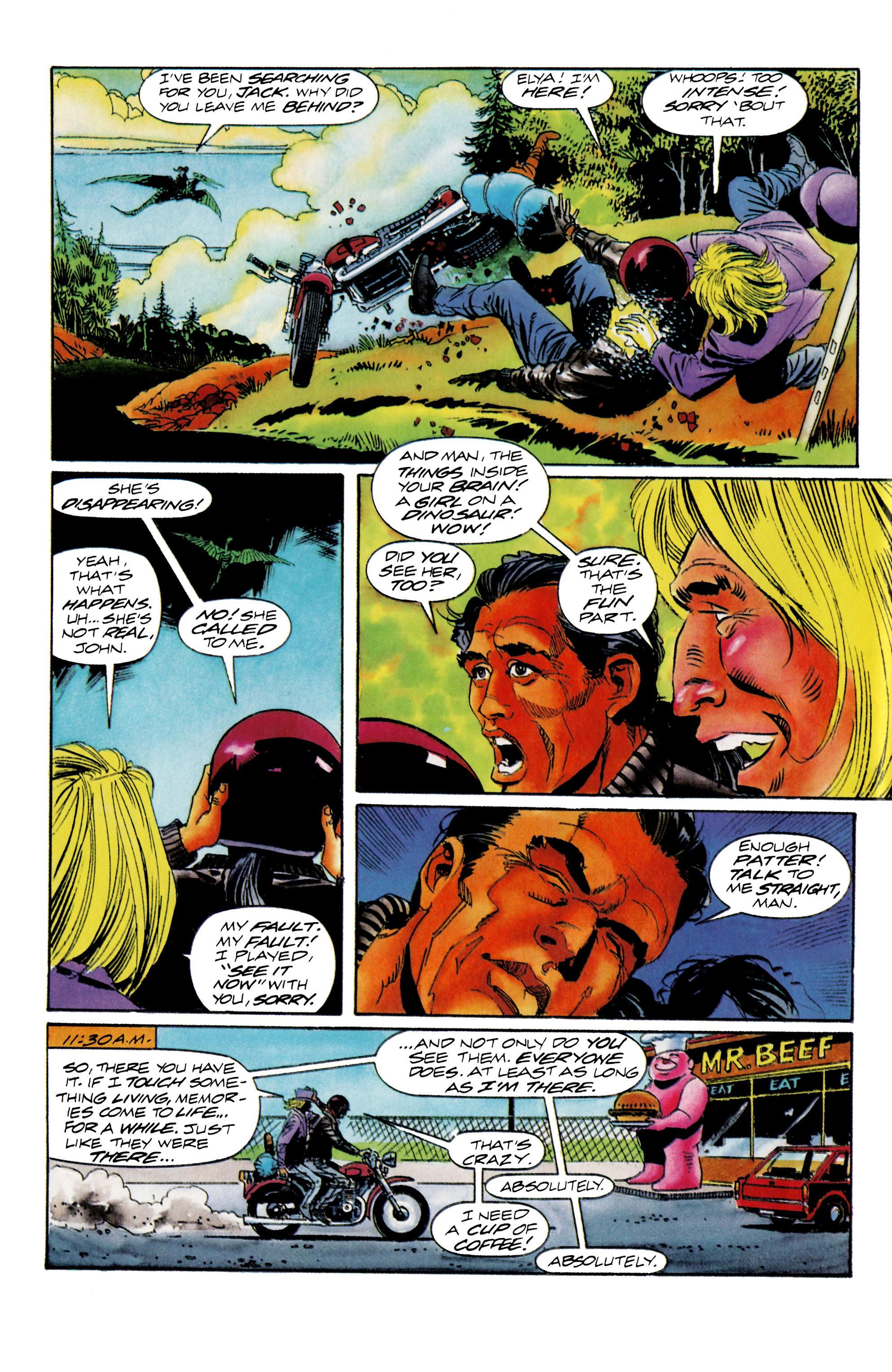 Read online Shadowman (1992) comic -  Issue #15 - 5