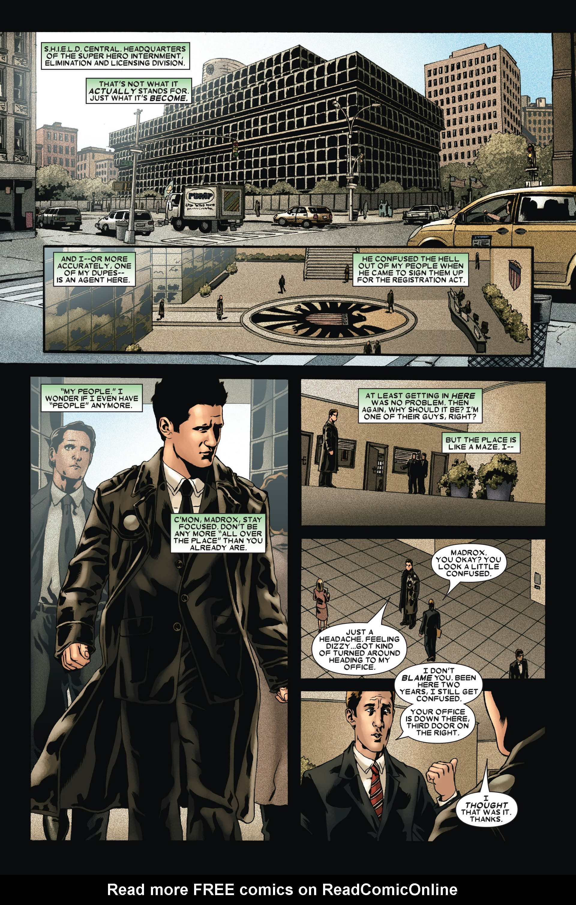 Read online X-Factor (2006) comic -  Issue #14 - 20
