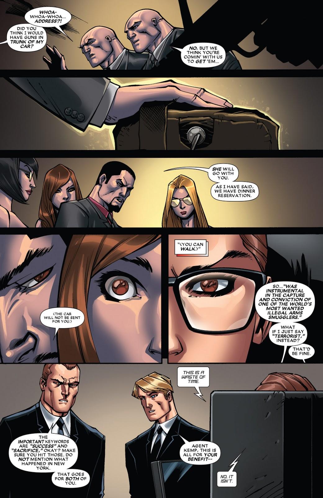 Read online Deadpool (2008) comic -  Issue #61 - 11