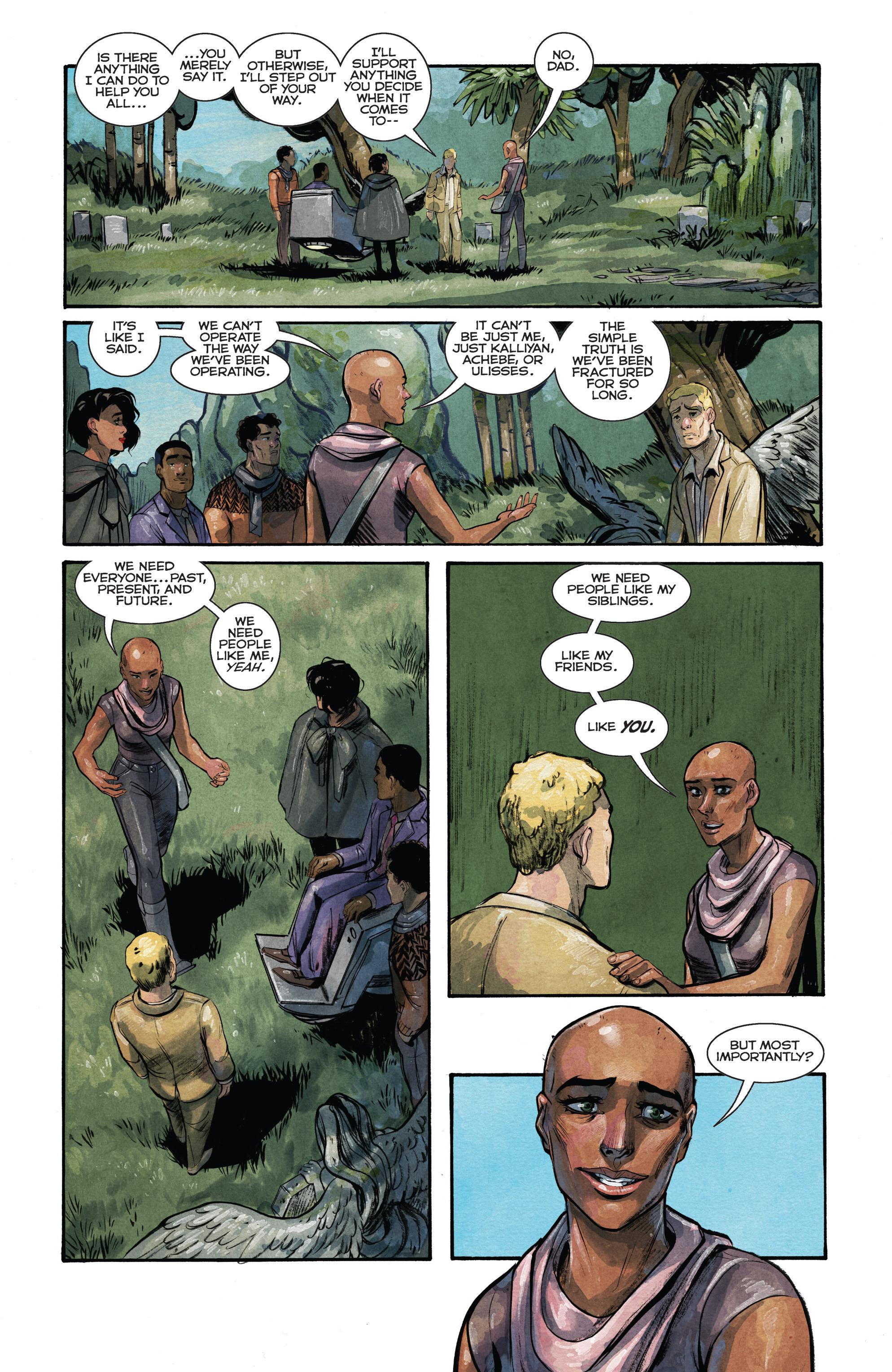 Read online Shutter comic -  Issue #23 - 18