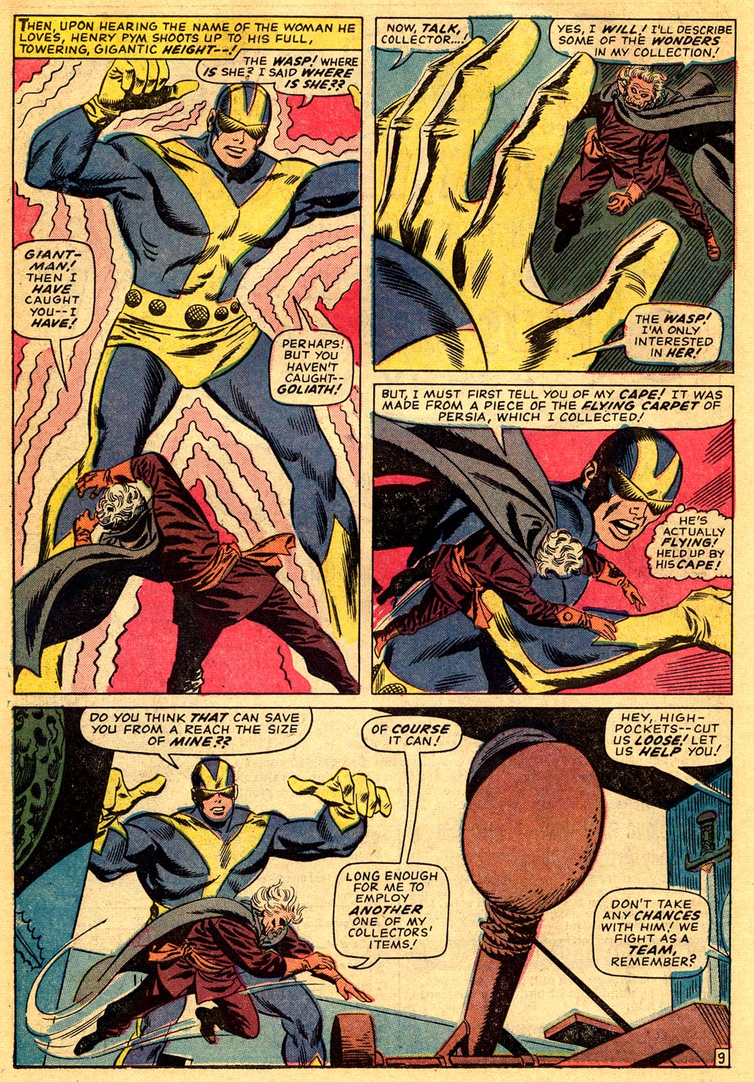 The Avengers (1963) 28 Page 13