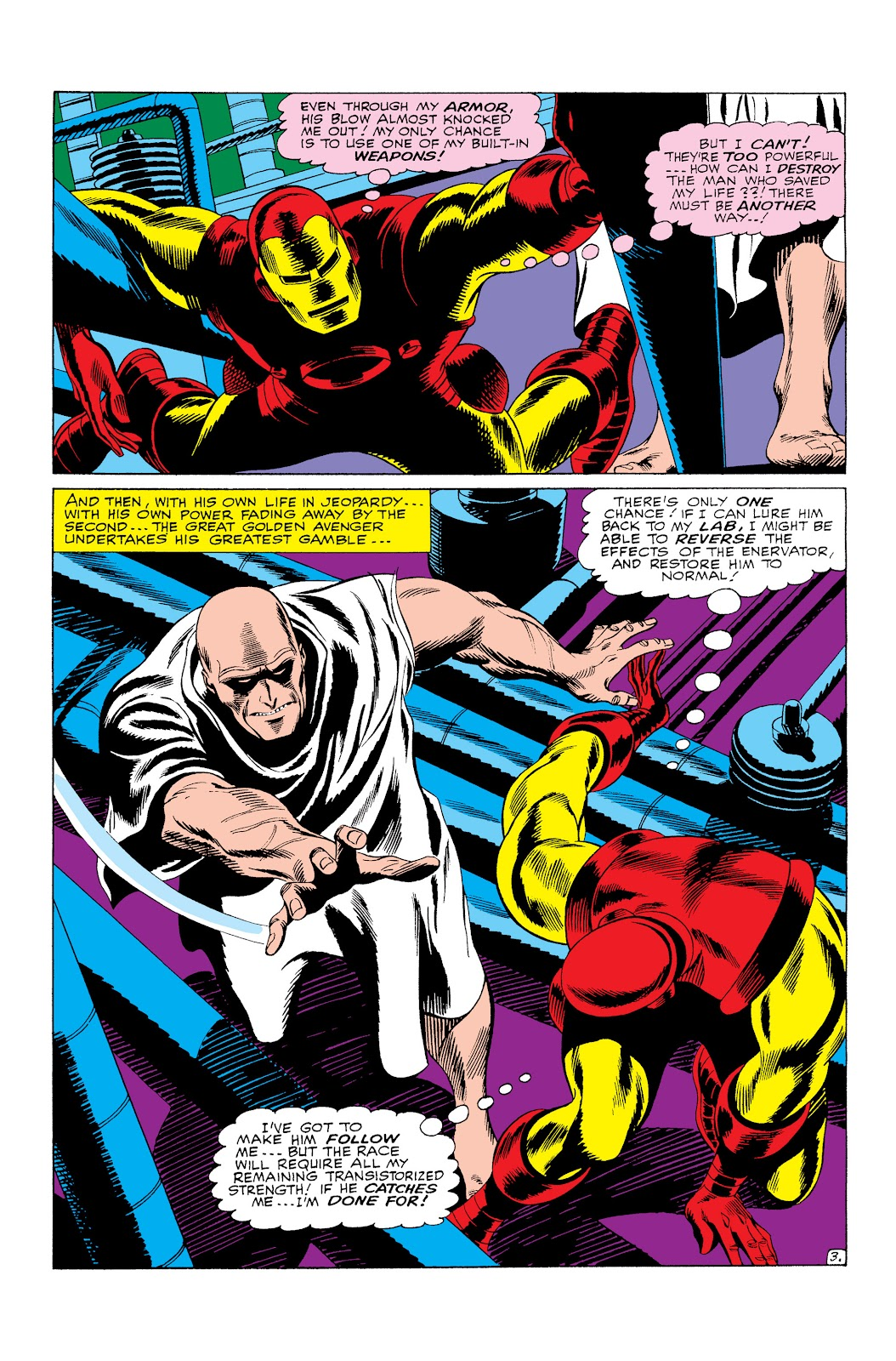 Read online Marvel Masterworks: The Invincible Iron Man comic -  Issue # TPB 3 (Part 3) - 13